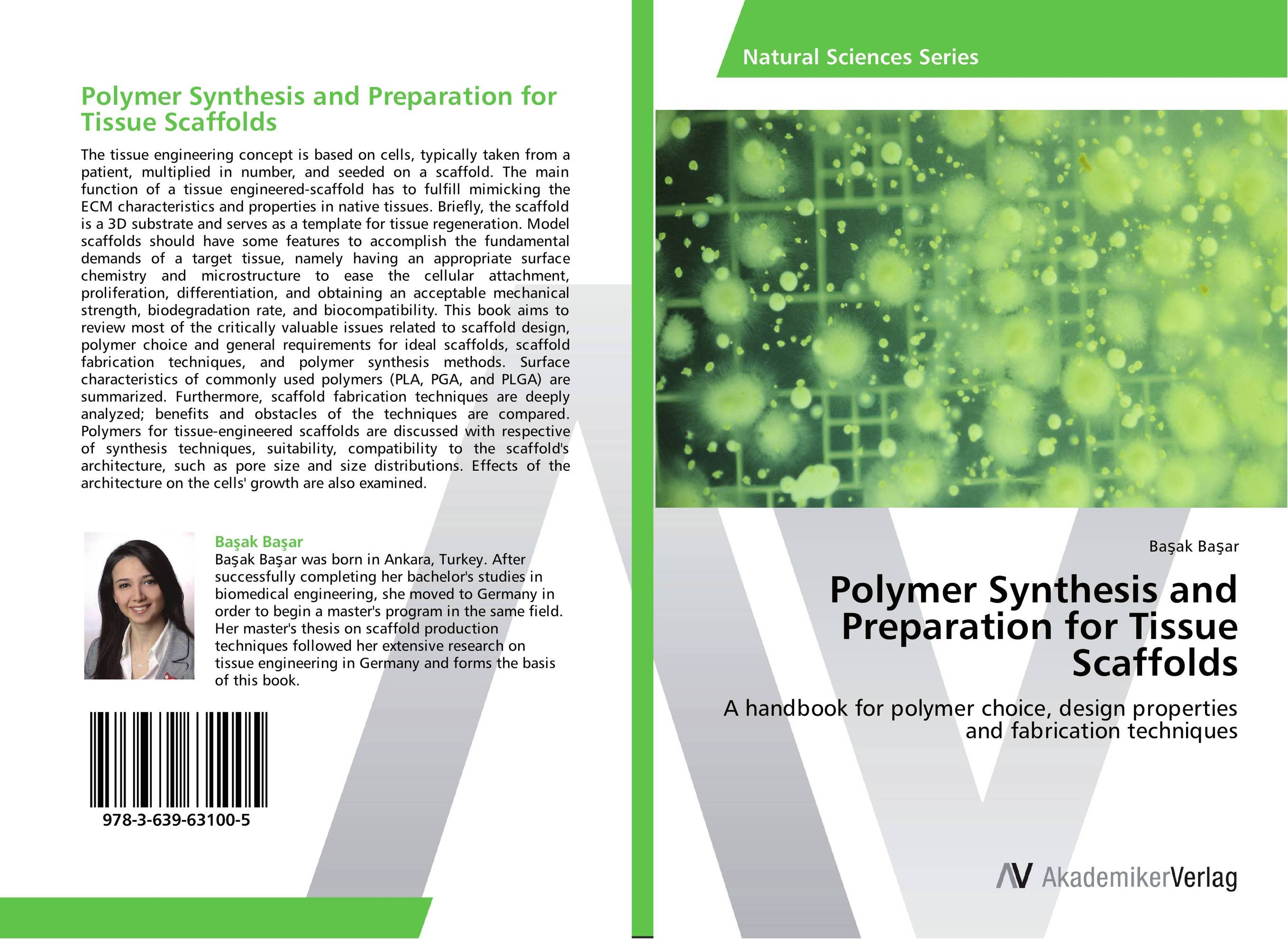 Polymer Synthesis and Preparation for Tissue Scaffolds ashok yadav r d askhedkar and s k choudhary synthesis and simulation of trolley for patient handling