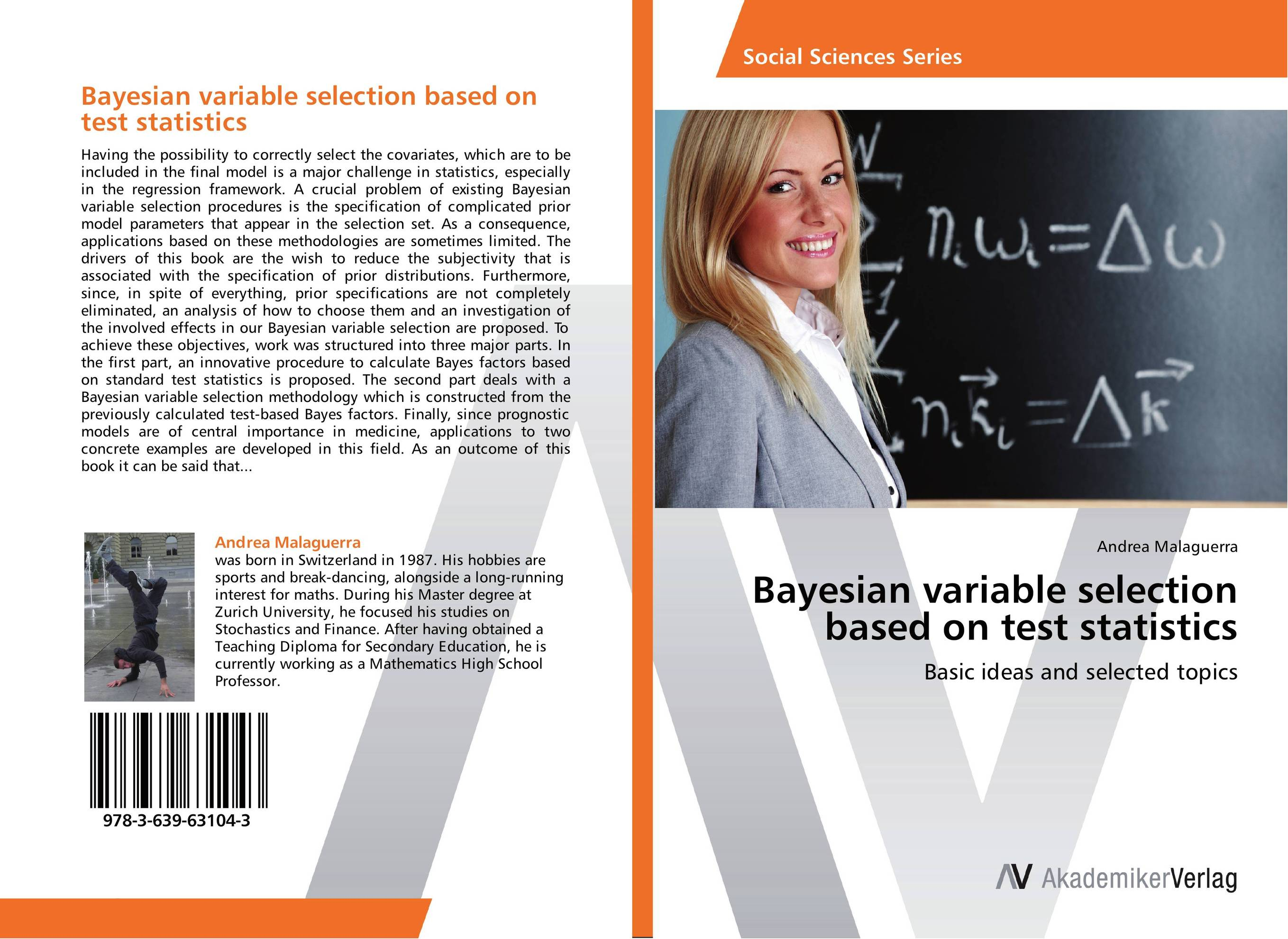 Bayesian variable selection based on test statistics the canterbury tales a selection