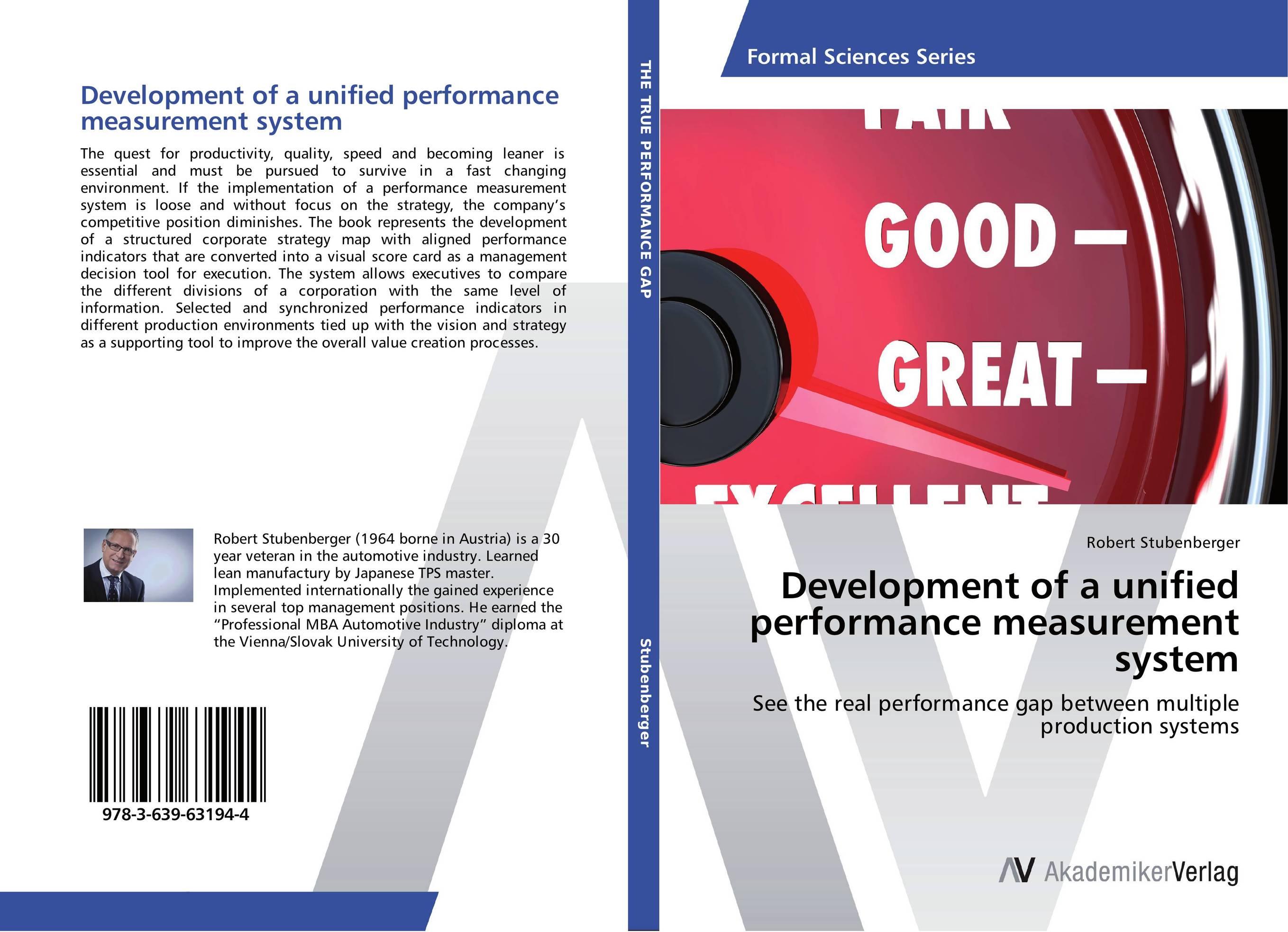 Development of a unified performance measurement system a decision support tool for library book inventory management