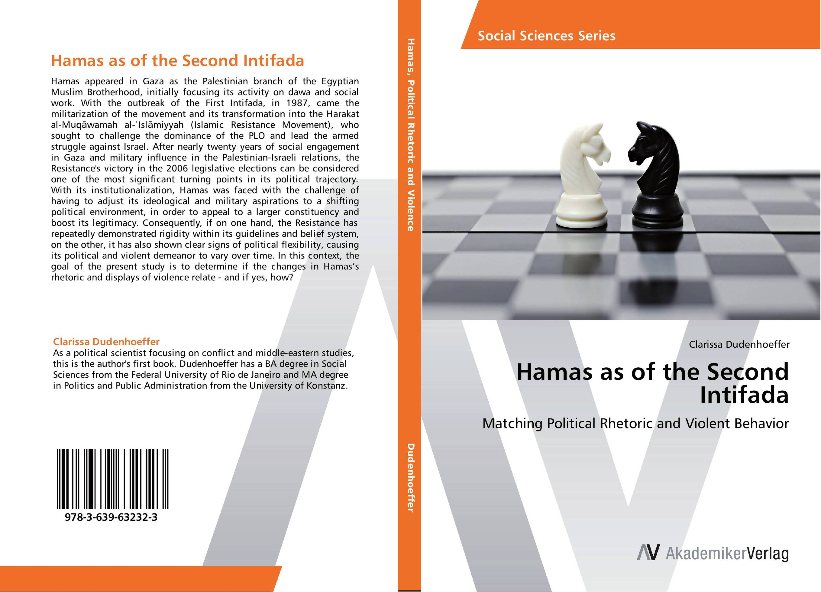 Hamas as of the Second Intifada palestinian economics its limitation and the prospect of success