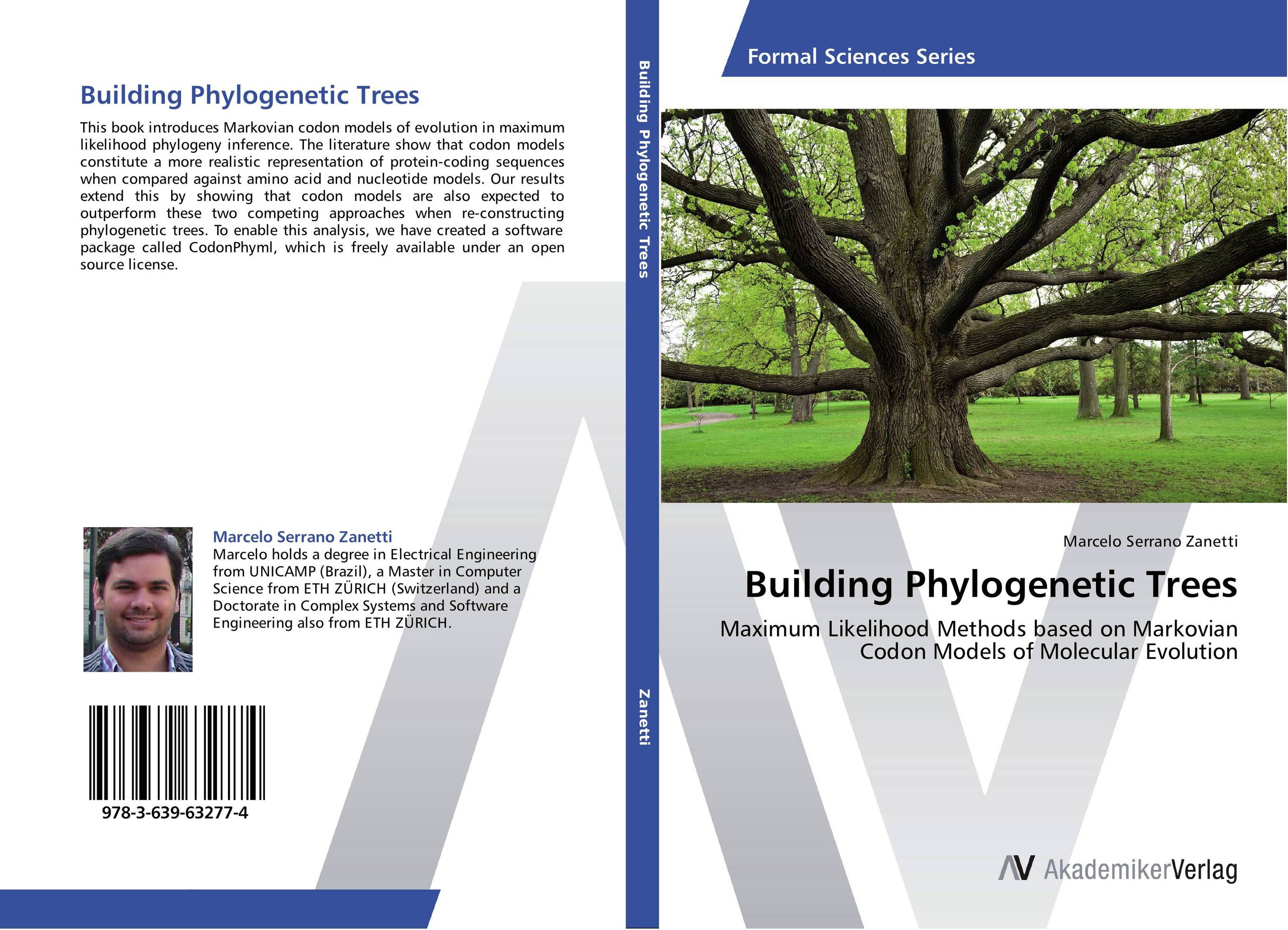 Building Phylogenetic Trees coloring of trees
