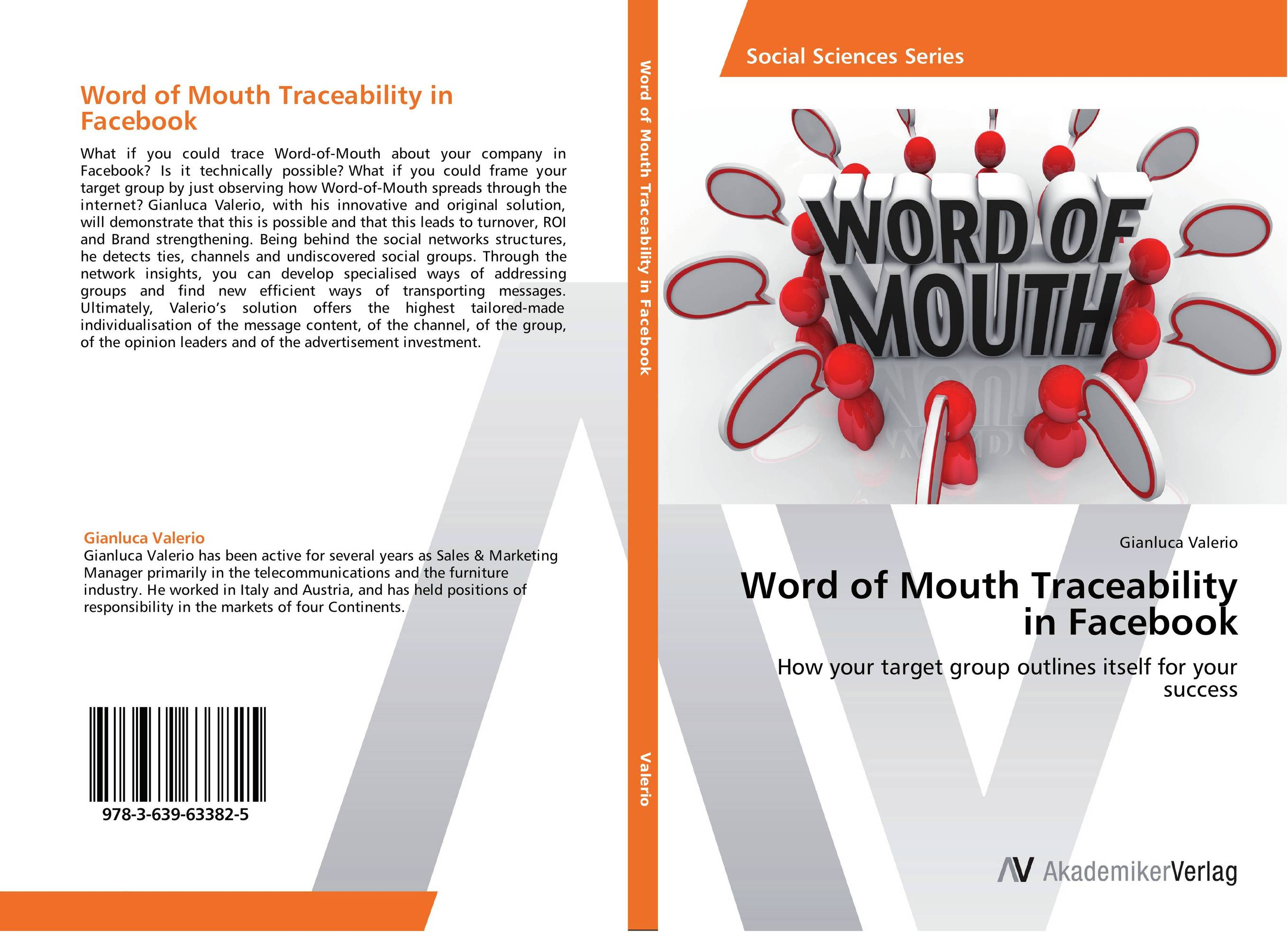 Word of Mouth Traceability in Facebook lennon j skywriting by word of mouth
