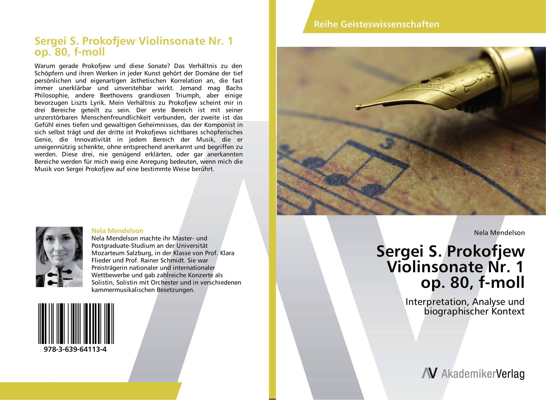 Sergei S. Prokofjew...
