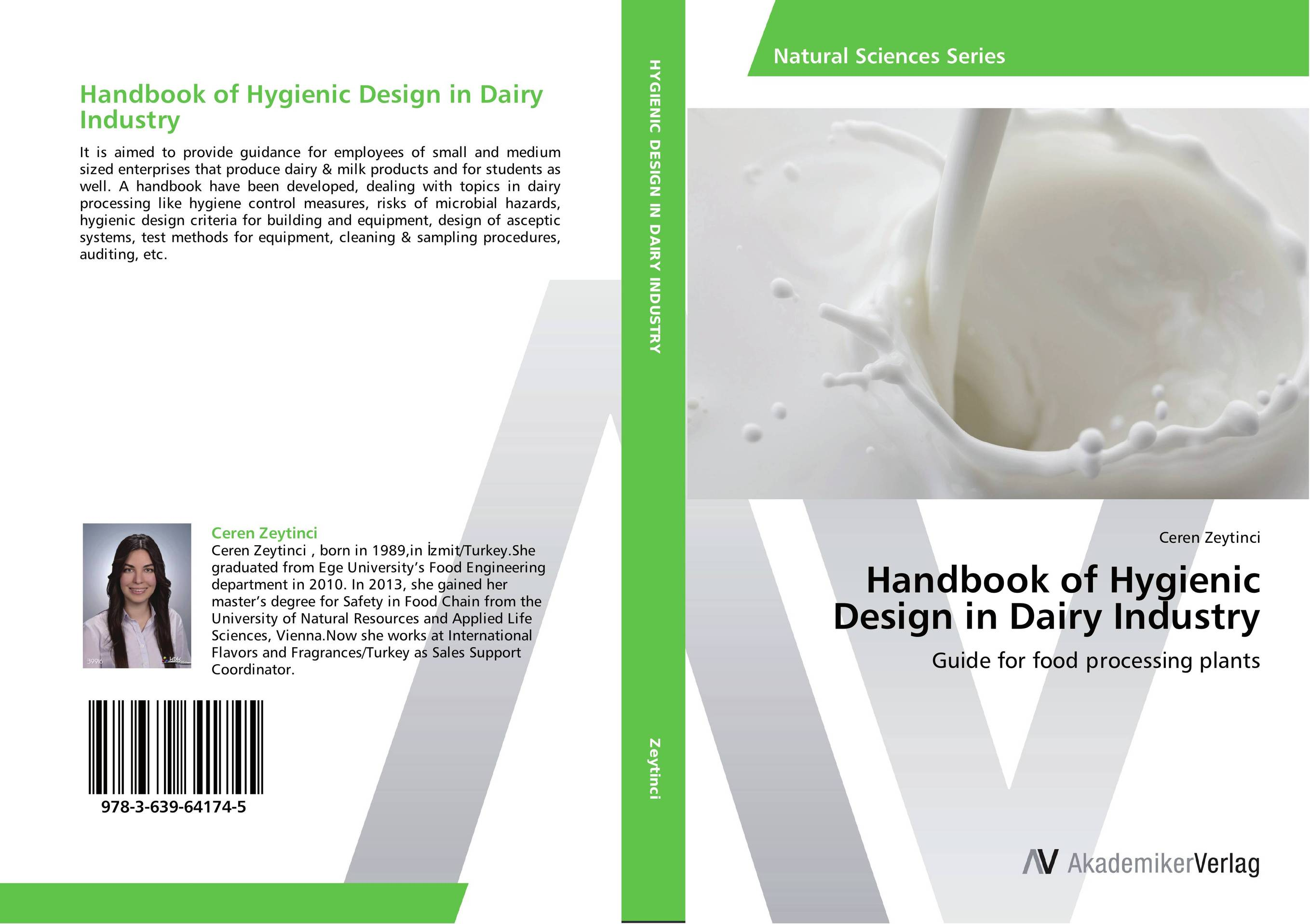 Handbook of Hygienic Design in Dairy Industry design and equipment for restaurants and foodservice