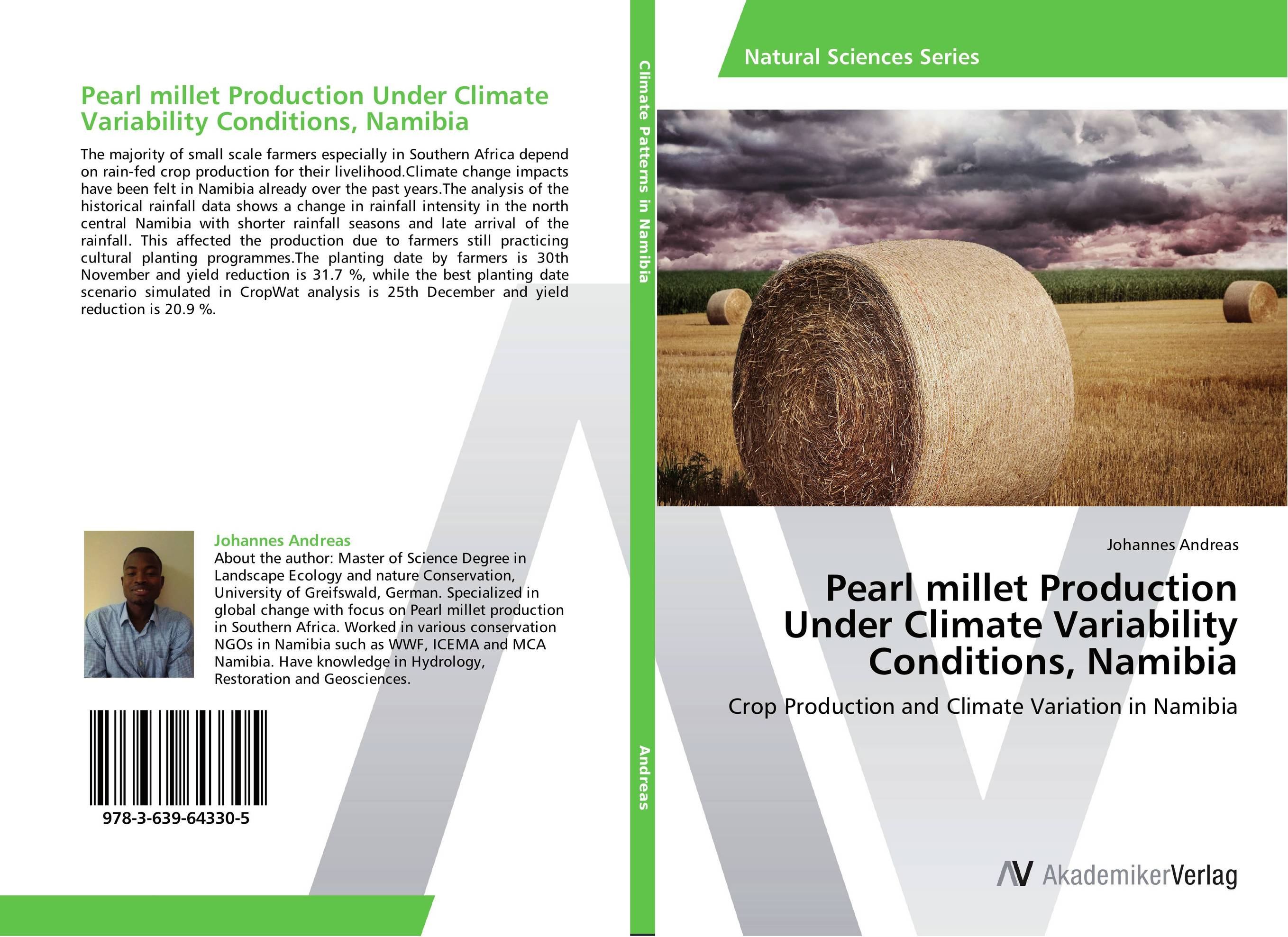 Pearl millet Production Under Climate Variability Conditions, Namibia determinants of yield performance in small scale catfish production