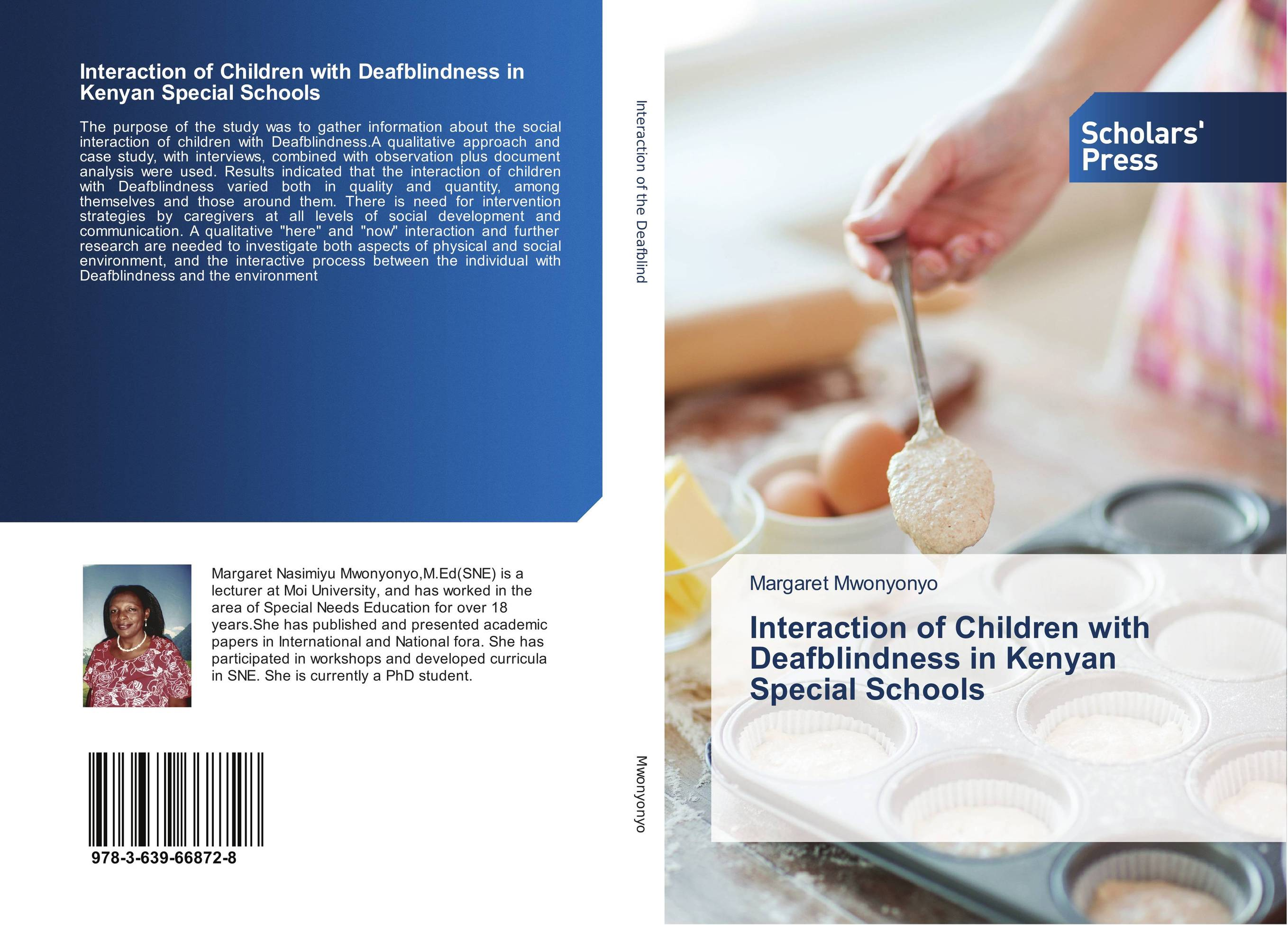 Interaction of Children with Deafblindness in Kenyan Special Schools manisha sharma ajit varma and harsha kharkwal interaction of symbiotic fungus with fenugreek