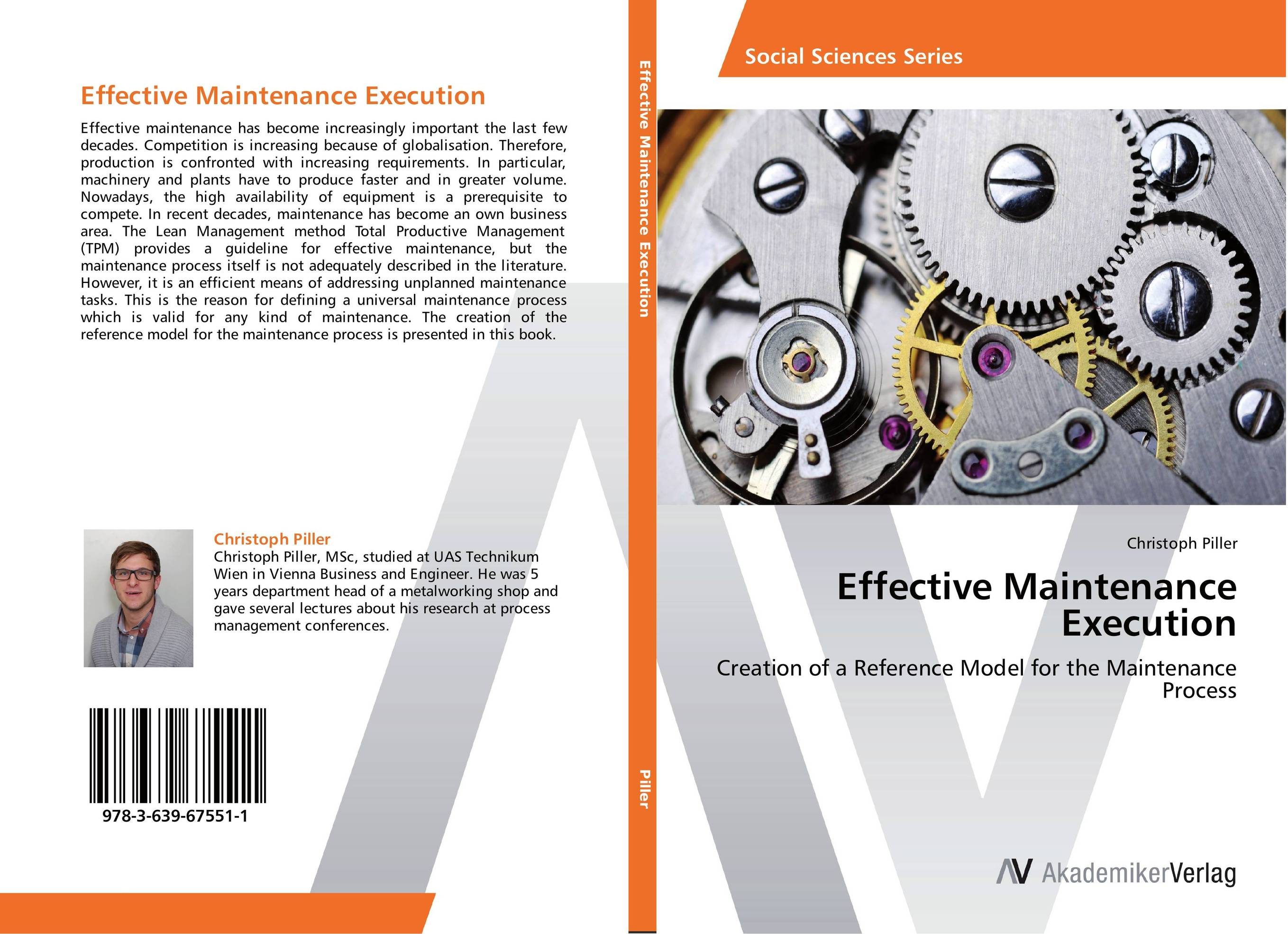Effective Maintenance Execution