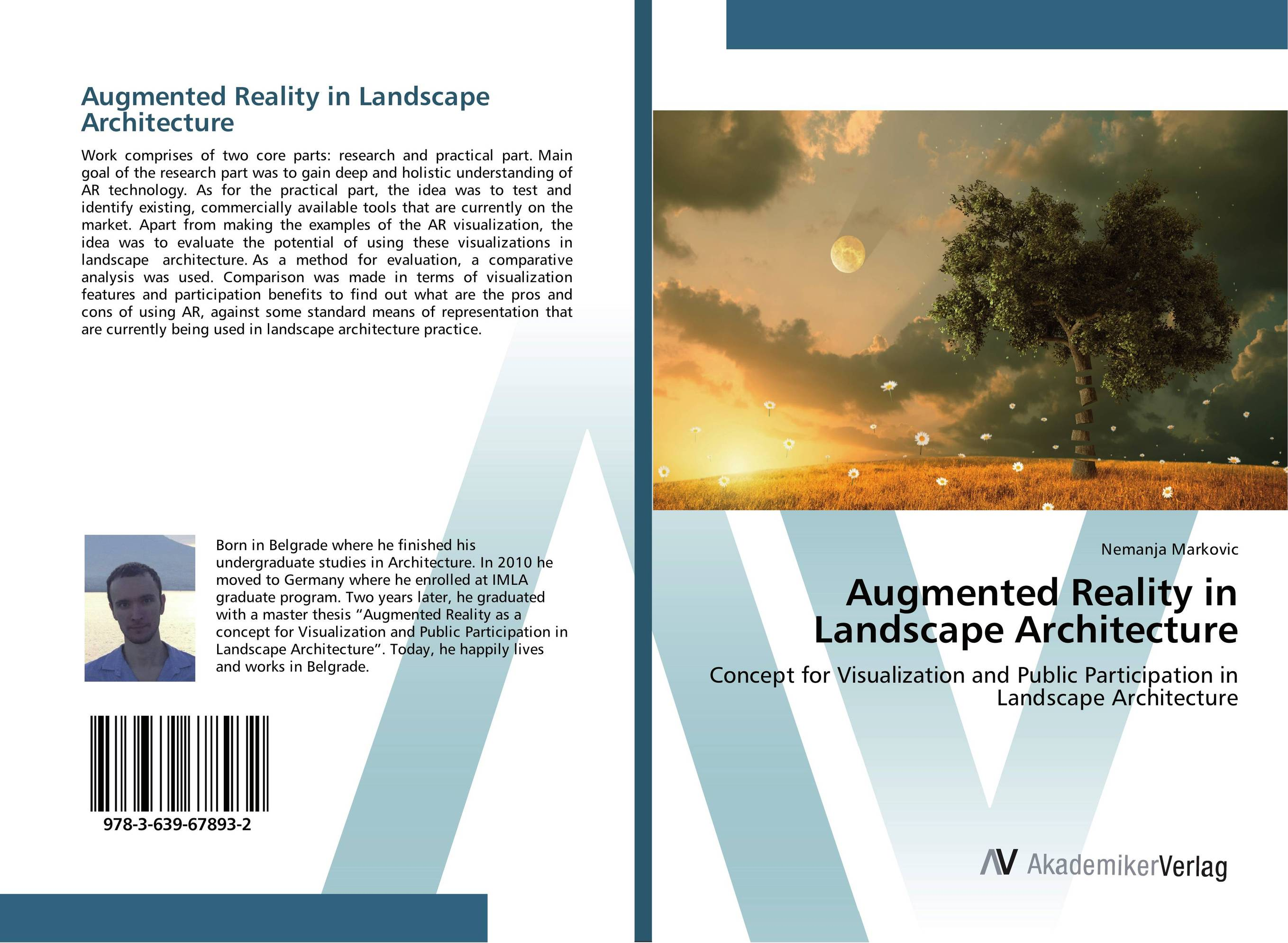 Augmented Reality in Landscape Architecture
