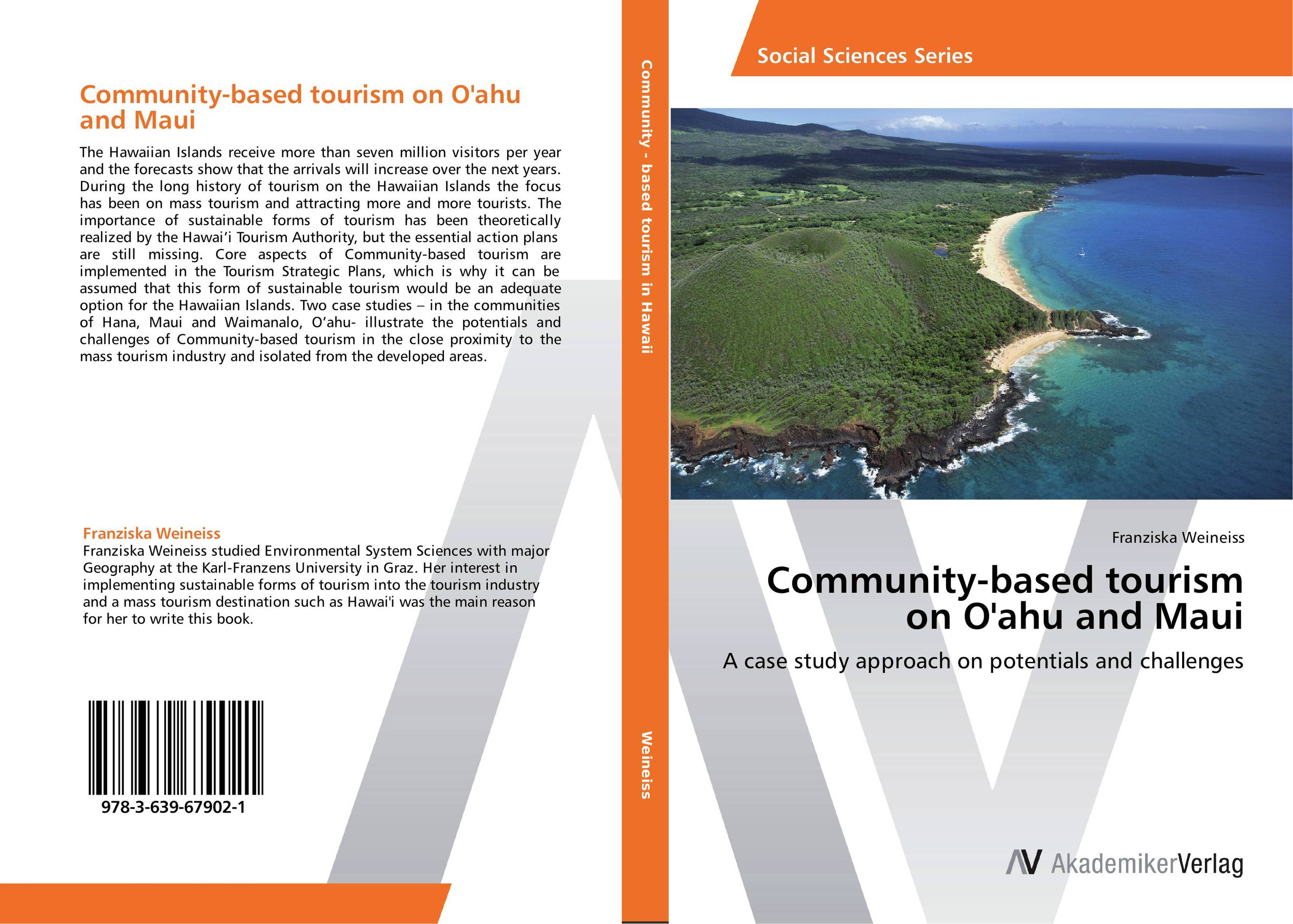 Community-based tourism on O'ahu and Maui