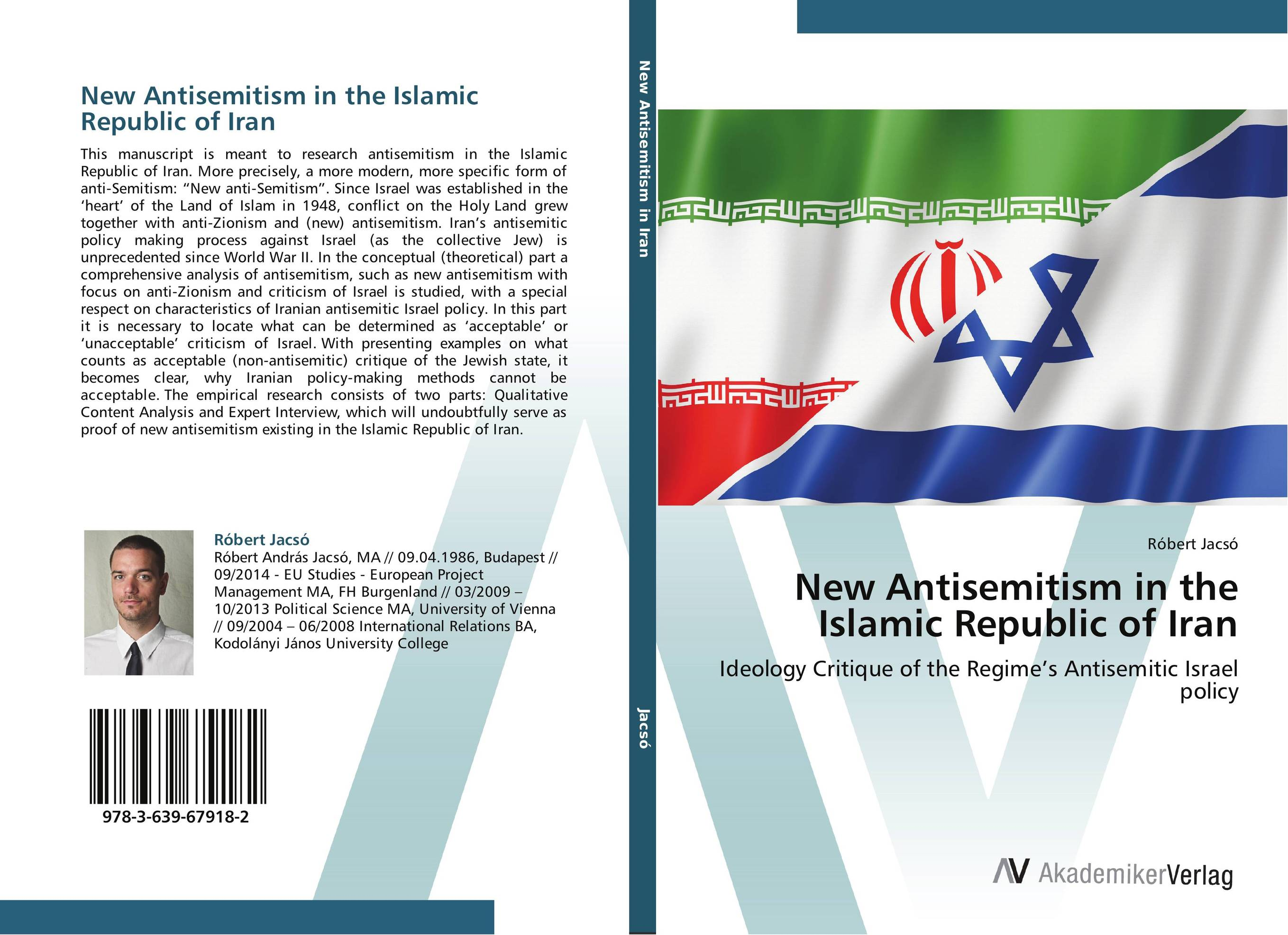 New Antisemitism in the Islamic Republic of Iran demographic dimensions of the new republic