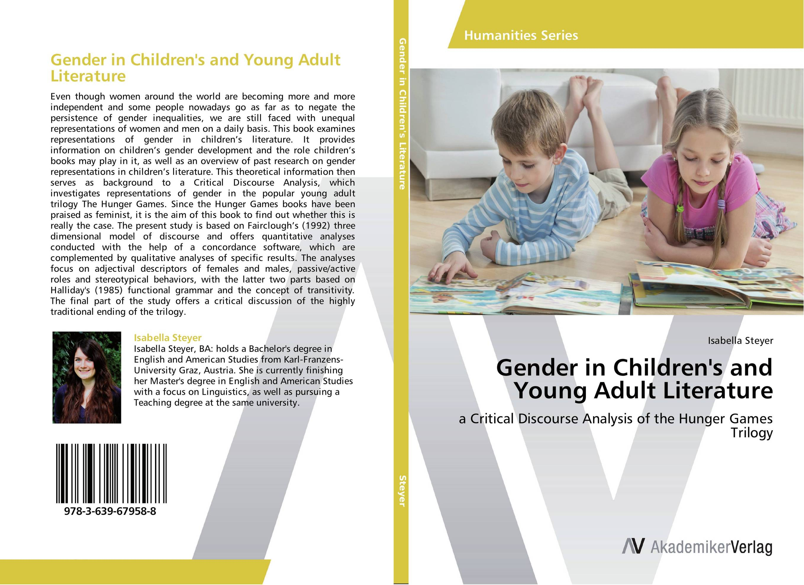 Gender in Children's and Young Adult Literature children's literature in rwanda