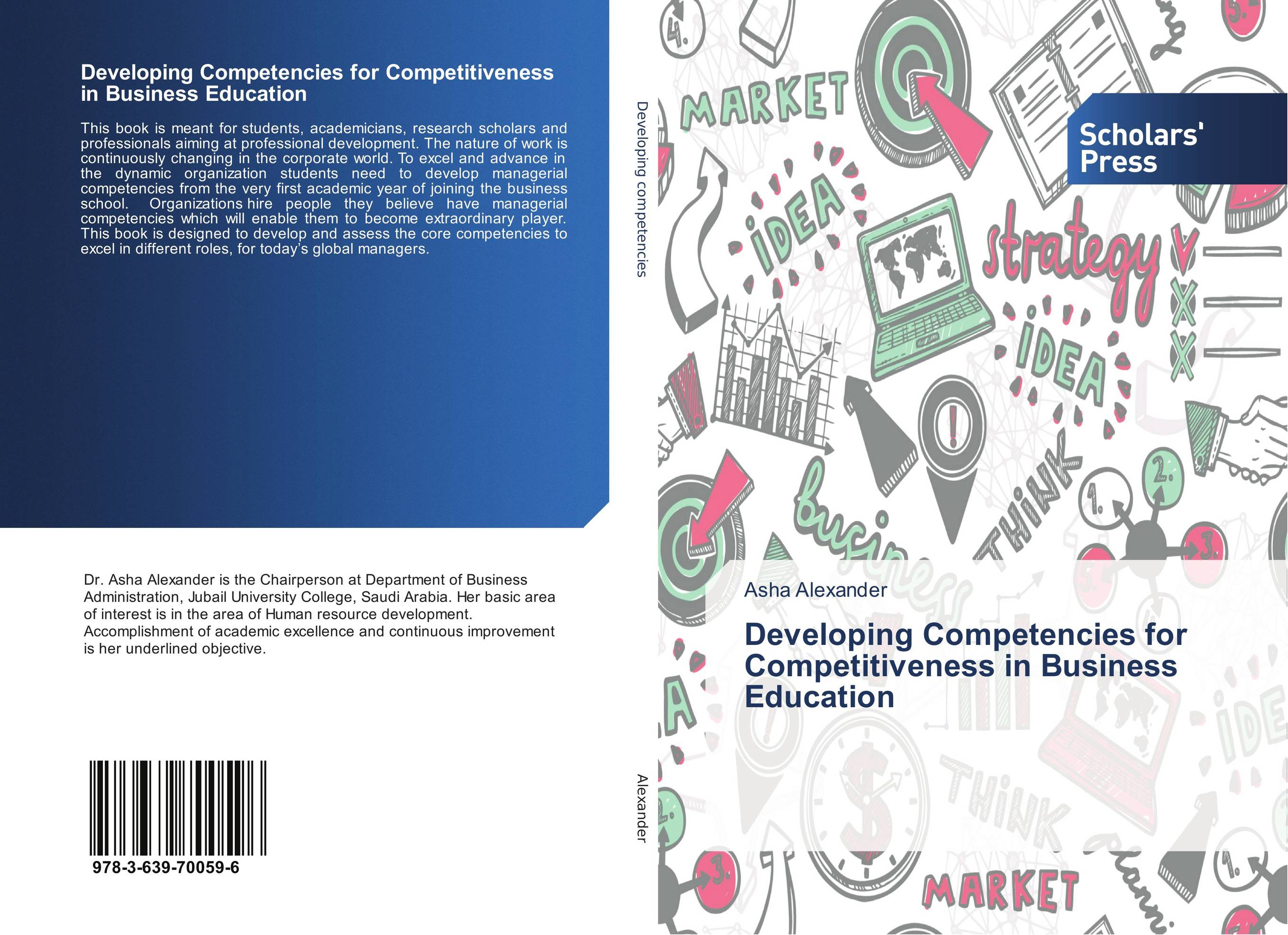 Developing Competencies for Competitiveness in Business Education chip espinoza managing the millennials discover the core competencies for managing today s workforce