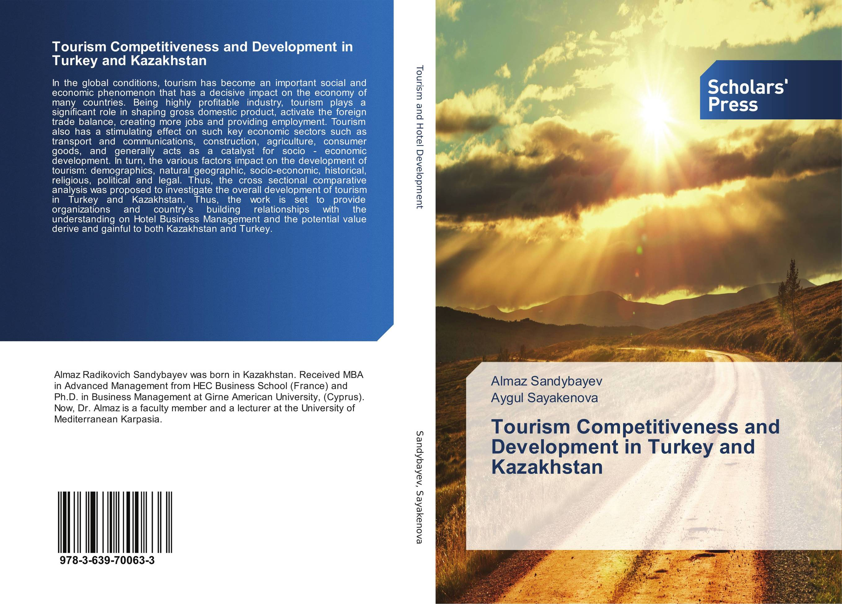 Tourism Competitiveness and Development in Turkey and Kazakhstan reuben okereke socio economic impact of a university campus development project