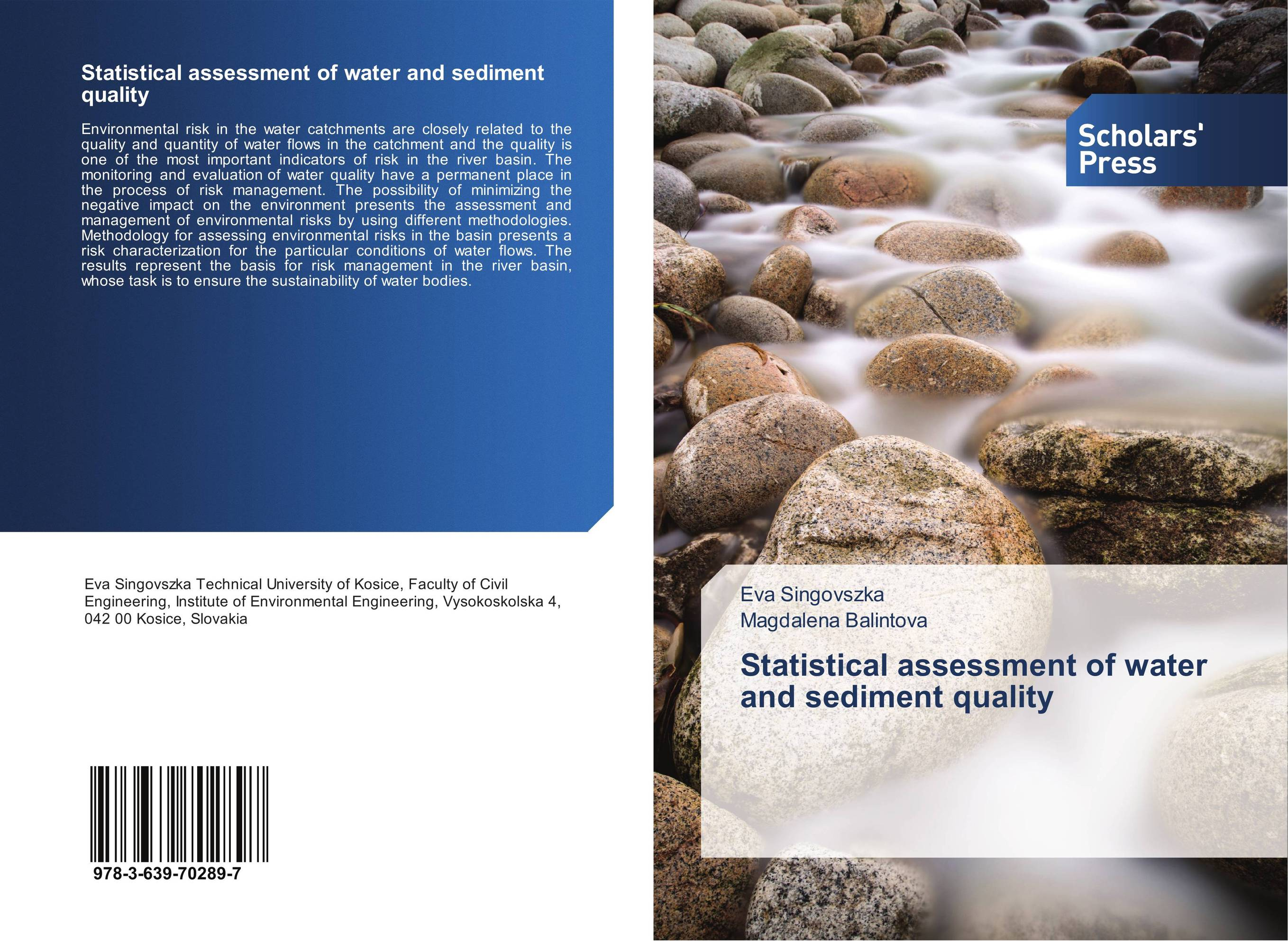 Statistical assessment of water and sediment quality a guide for environmental impact assessment