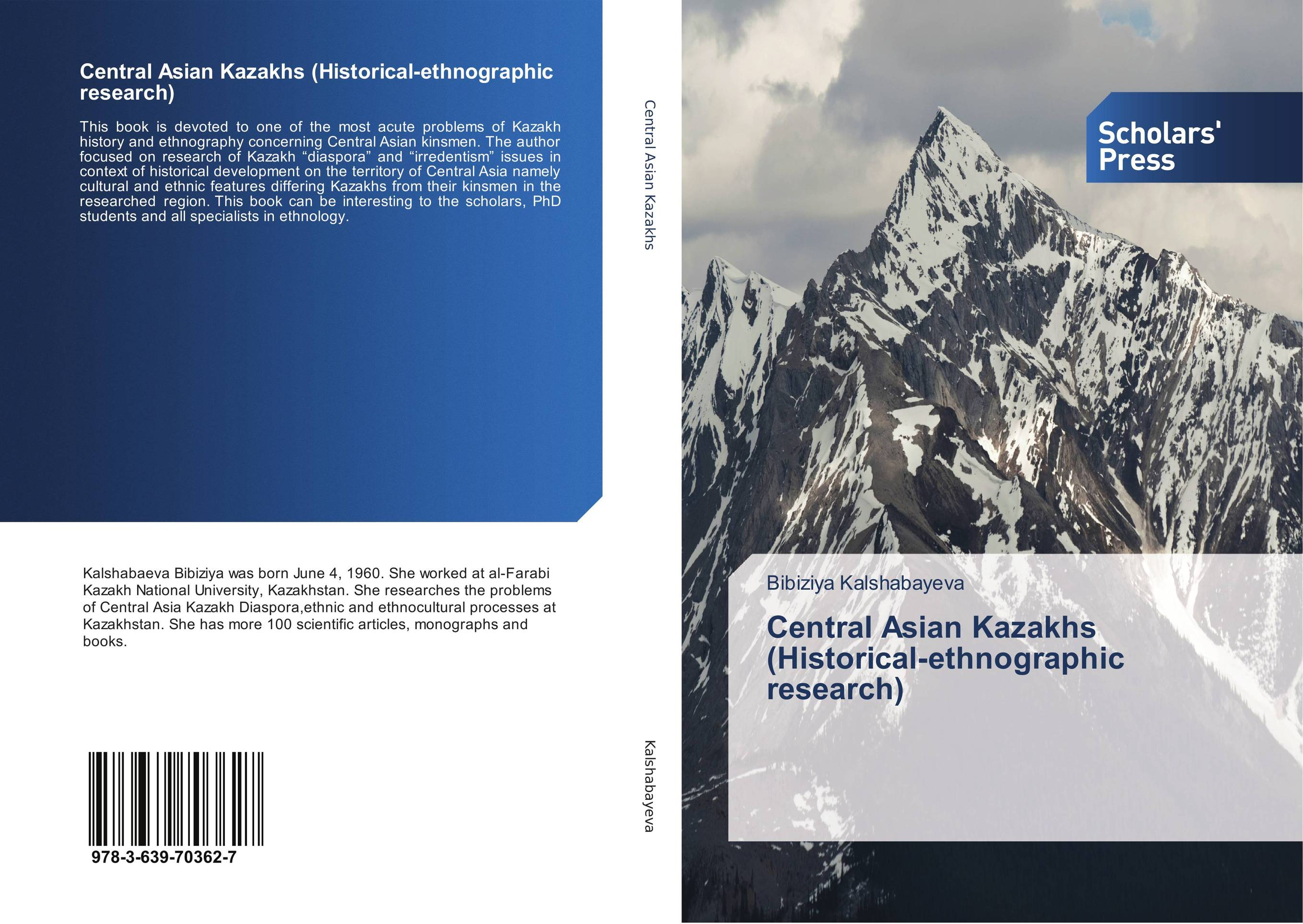 Central Asian Kazakhs (Historical-ethnographic research) the integration of ethnic kazakh oralmans into kazakh society