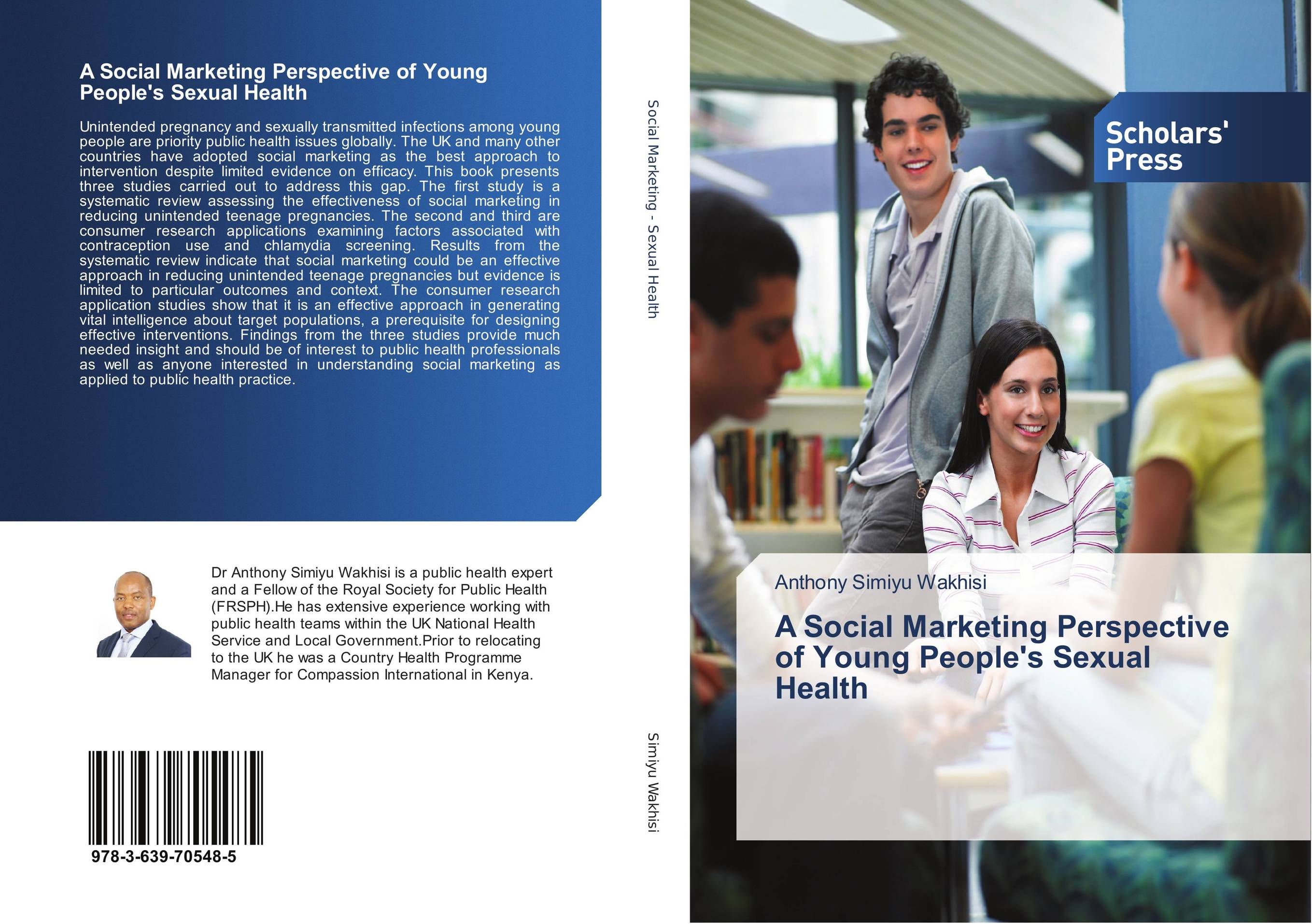 A Social Marketing Perspective of Young People's Sexual Health factors associated with bone health in young adults