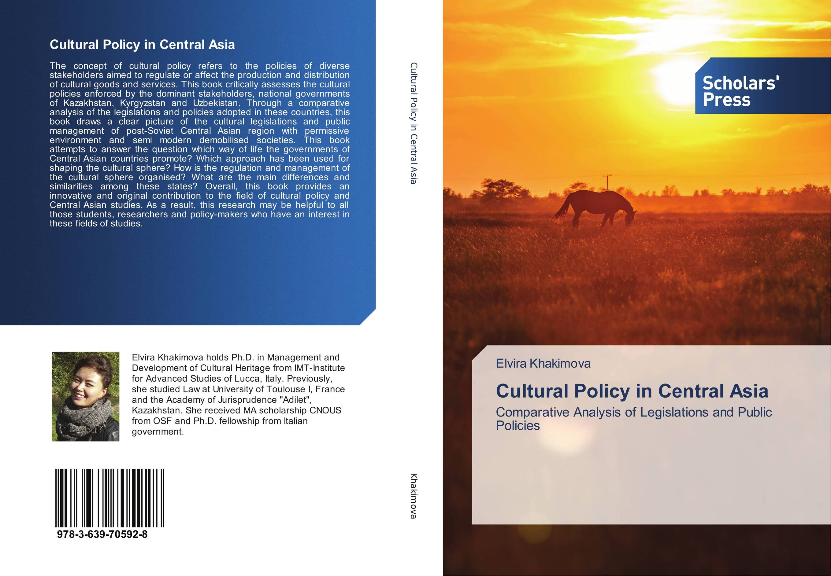 Cultural Policy in Central Asia point systems migration policy and international students flow