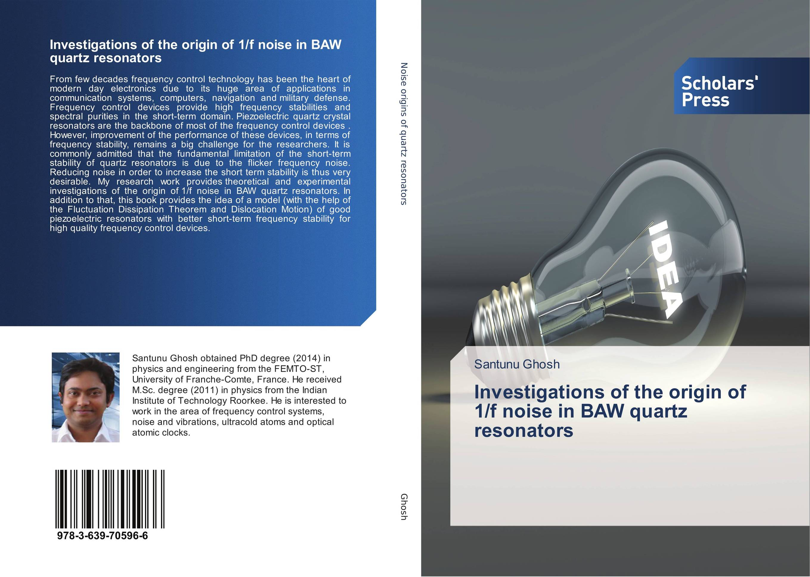 Investigations of the origin of 1/f noise in BAW quartz resonators handbook of the exhibition of napier relics and of books instruments and devices for facilitating calculation