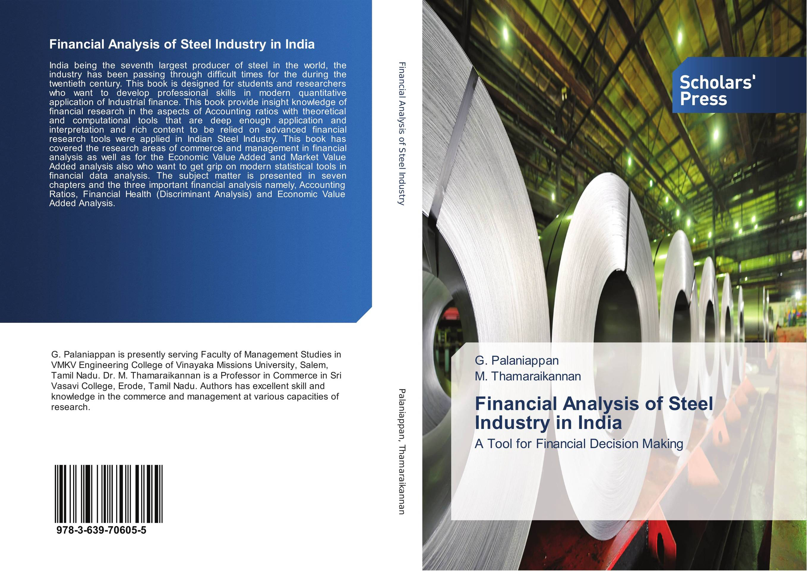 Financial Analysis of Steel Industry in India financial performance analysis of general insurance companies in india