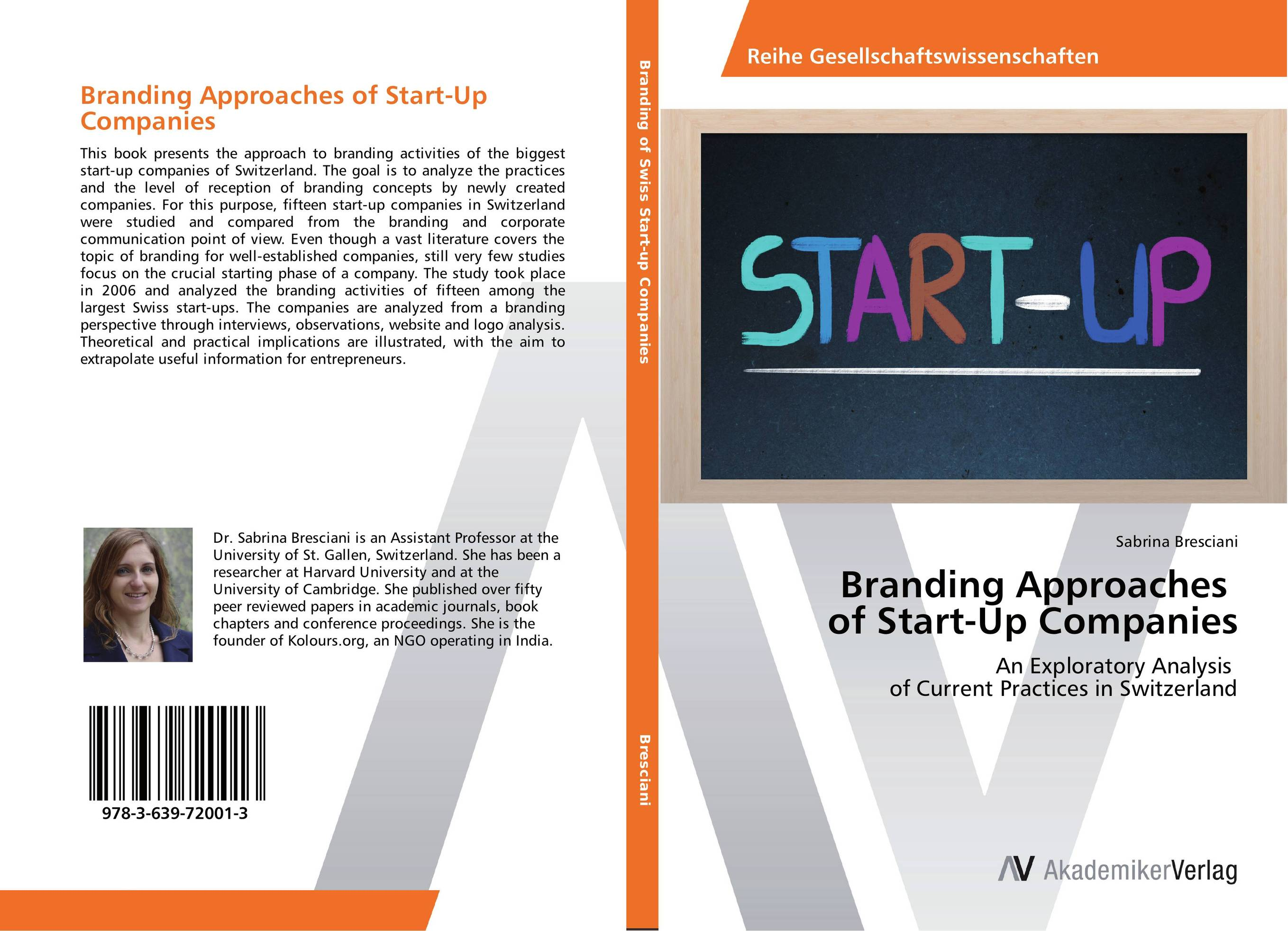 Branding Approaches of Start-Up Companies