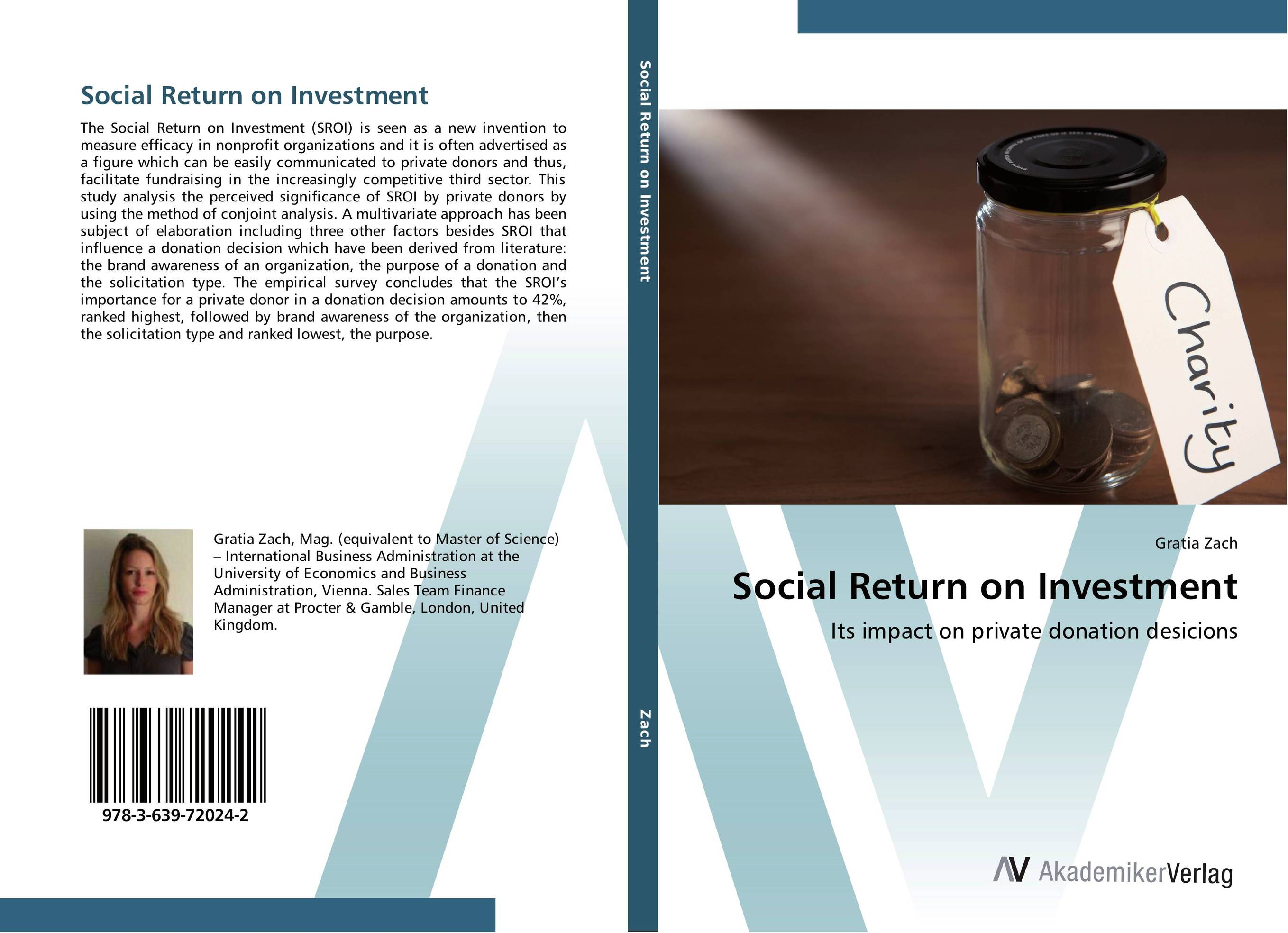 Social Return on Investment private equity investment in the healthcare sector
