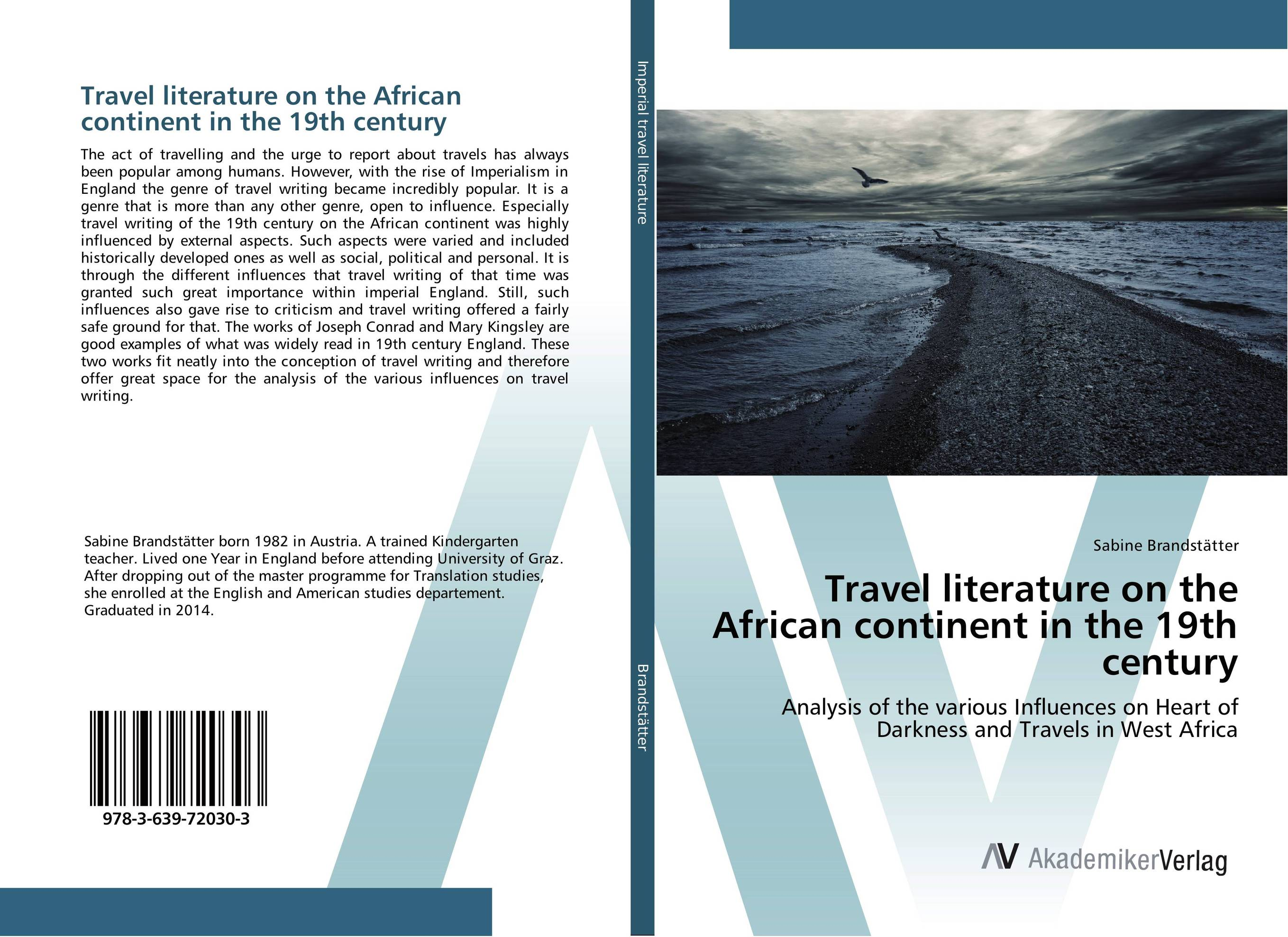 Travel literature on the African continent in the 19th century new england textiles in the nineteenth century – profits