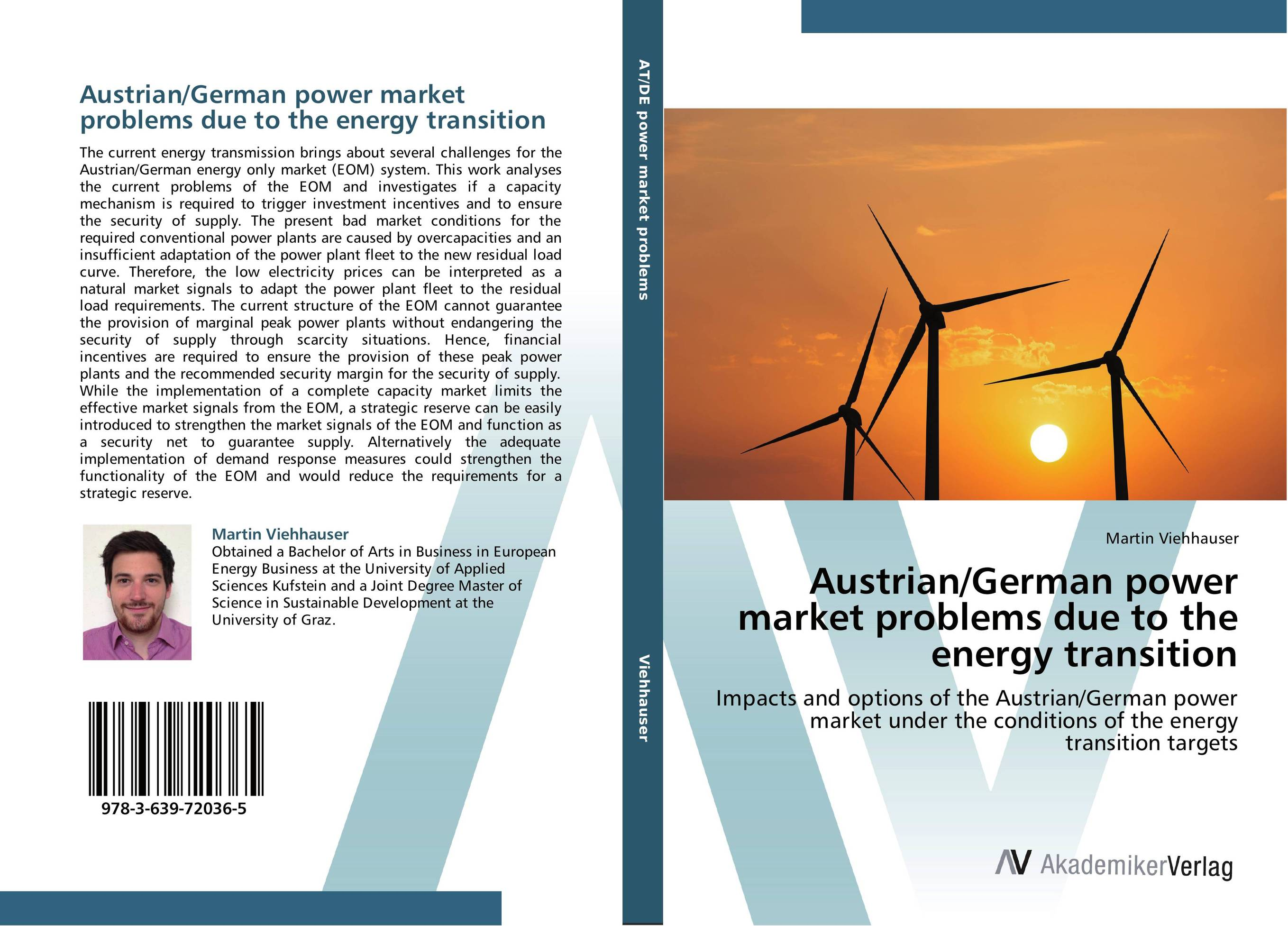 Austrian/German power market problems due to the energy transition the valves are self acting i e they operate without the supply of auxiliary energy such as electricity or compressed air
