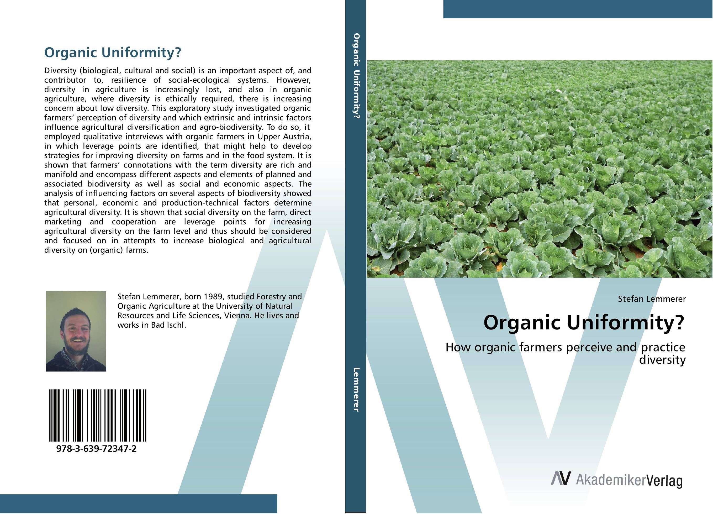 Organic Uniformity? diversity