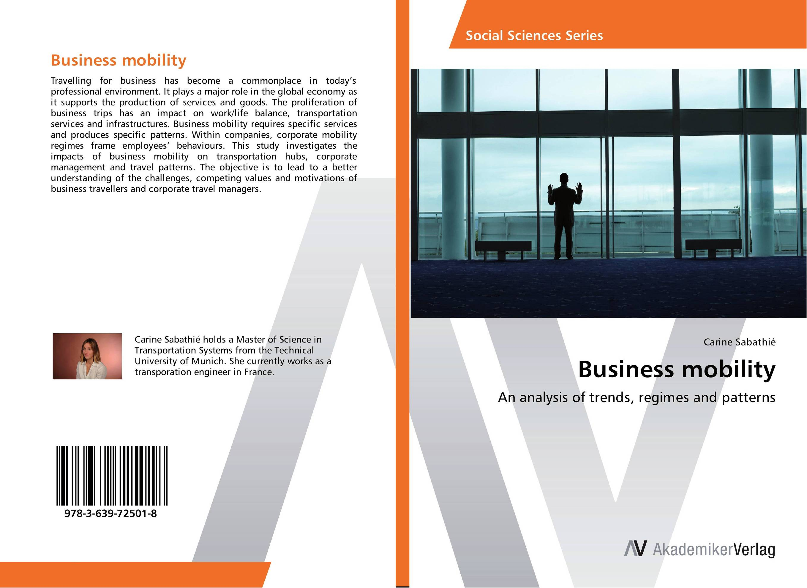 Business mobility space and mobility in palestine