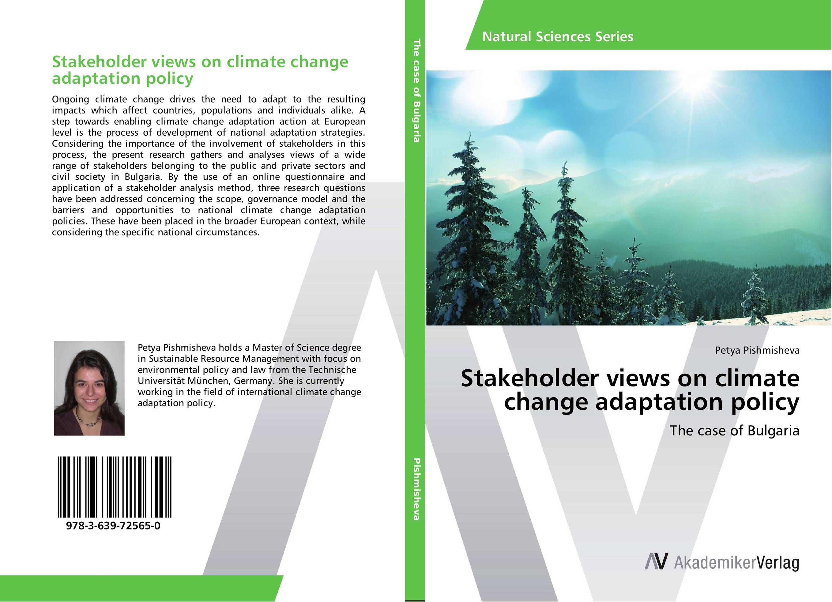 Stakeholder views on climate change adaptation policy a critical analysis of legal framework on climate change