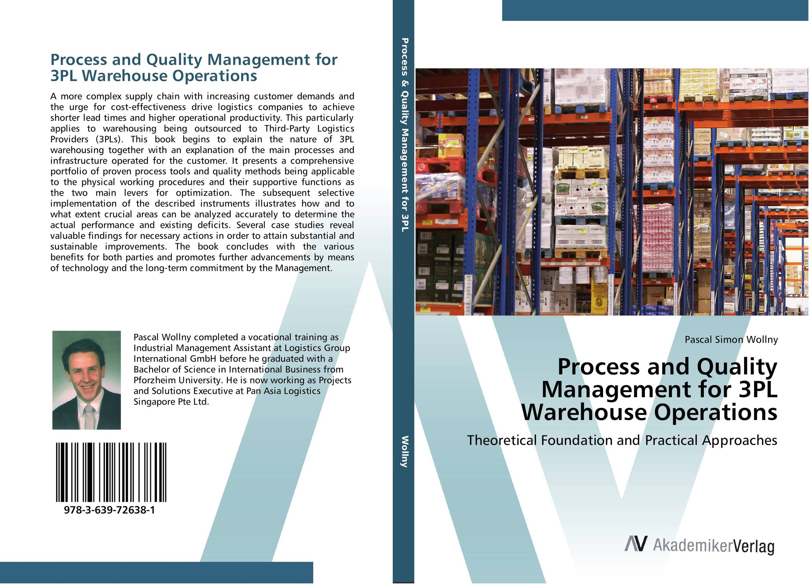 Process and Quality Management for 3PL Warehouse Operations charles chase w next generation demand management people process analytics and technology