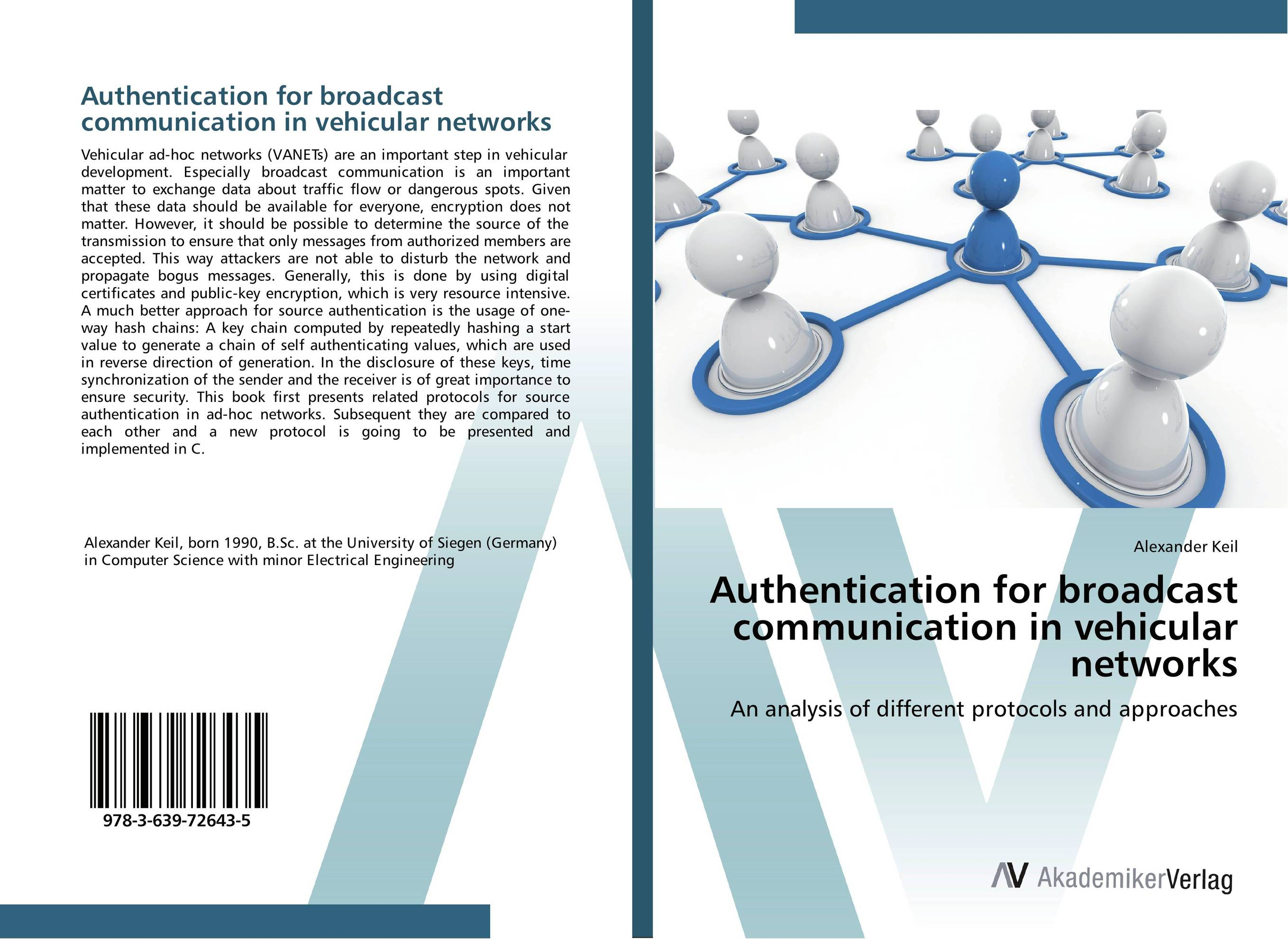 Authentication for broadcast communication in vehicular networks зомфри блог глава 5