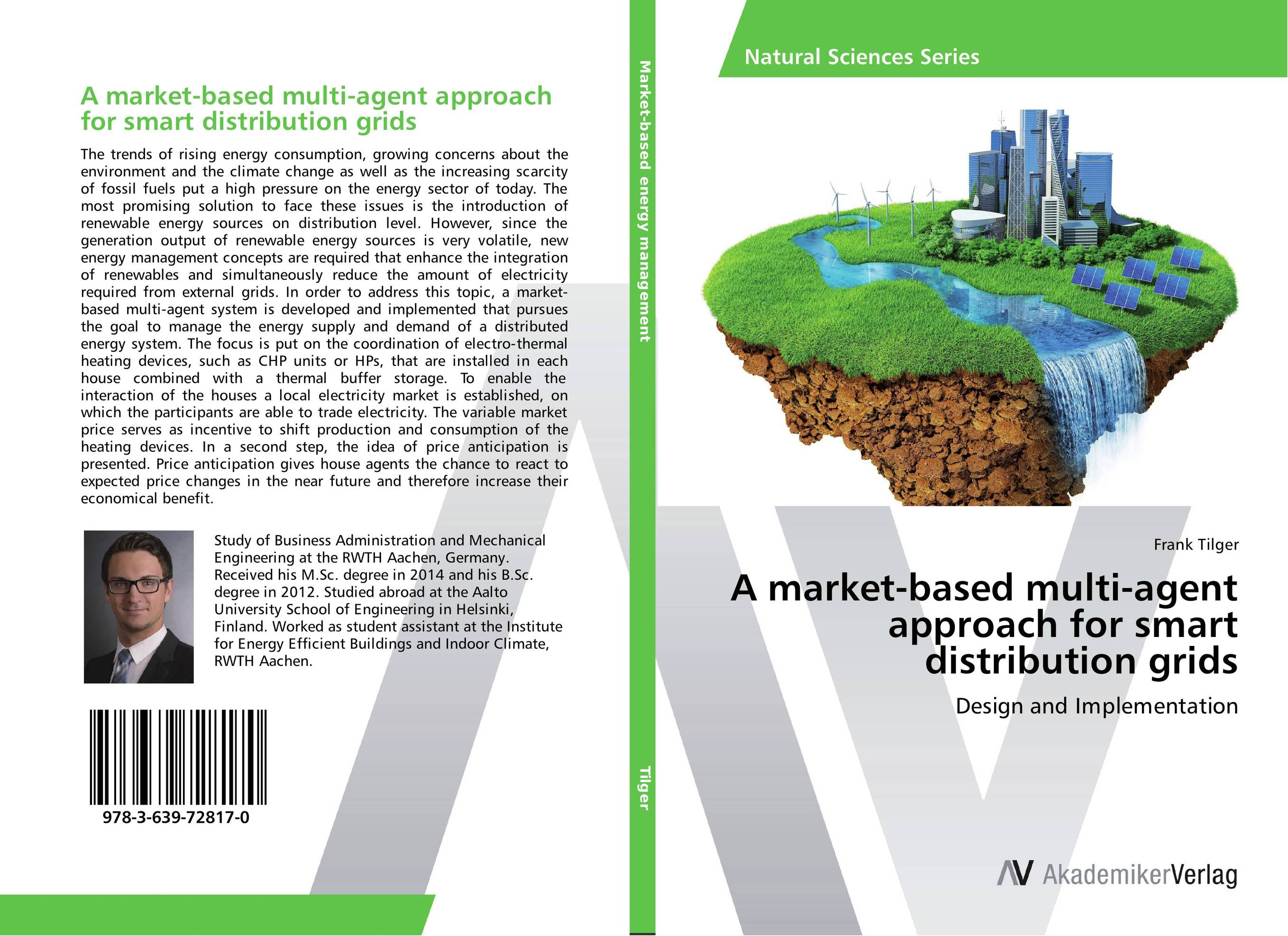 A market-based multi-agent approach for smart distribution grids a group agent architecture based on fipa and ontology
