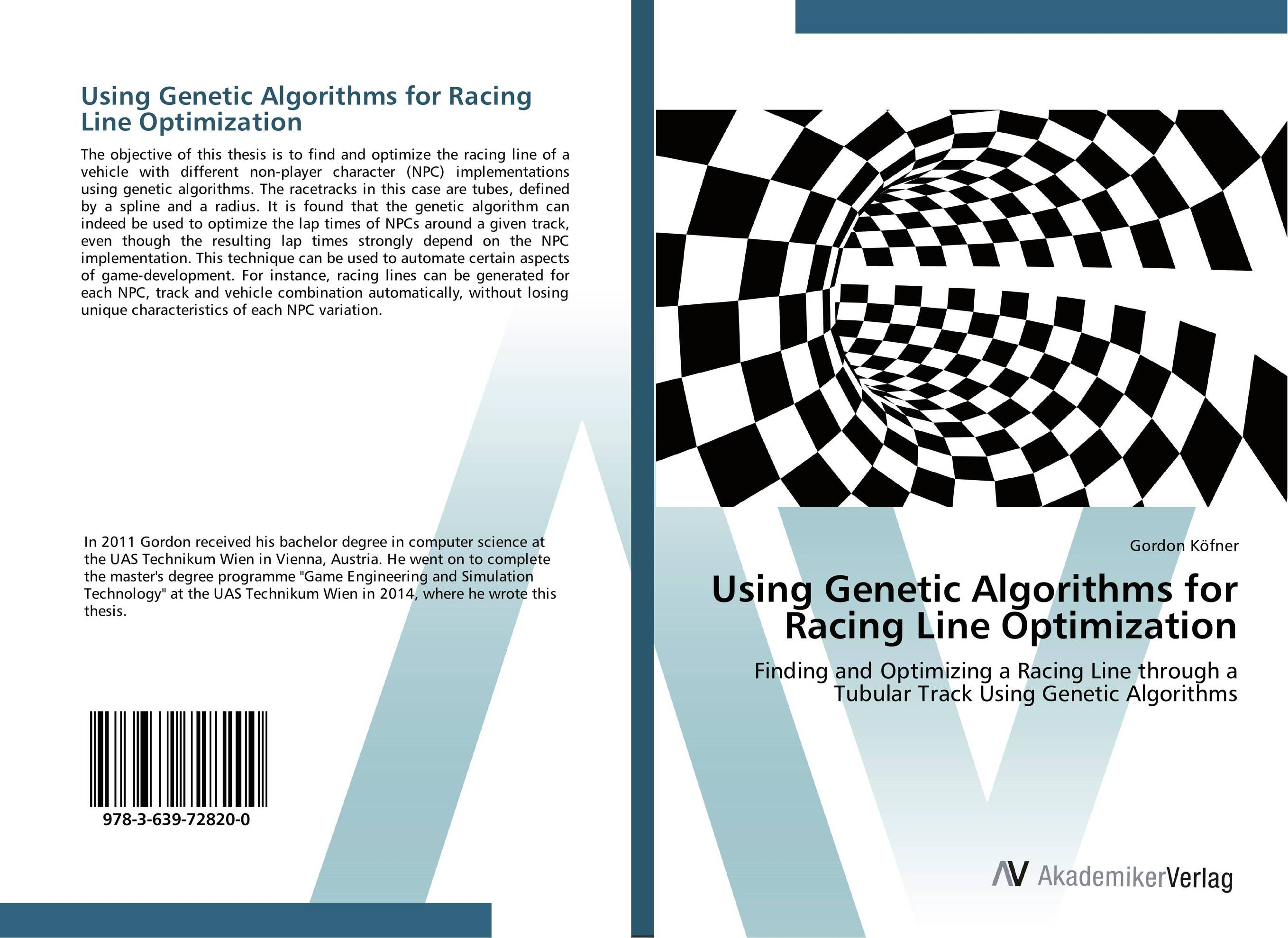 Using Genetic Algorithms for Racing Line Optimization