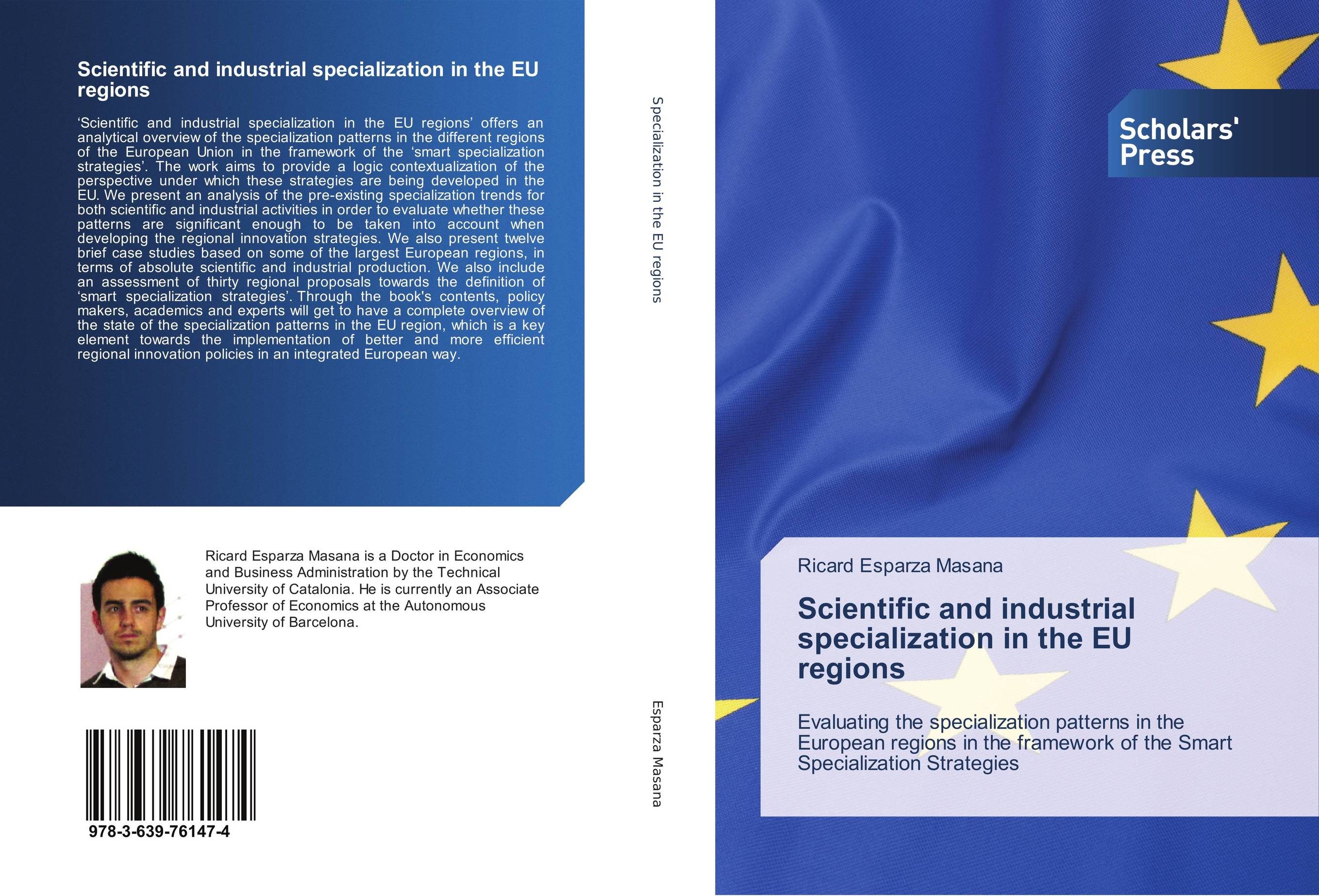 Scientific and industrial specialization in the EU regions oliver goldsmith an enquiry into the present state of polite learning in europe