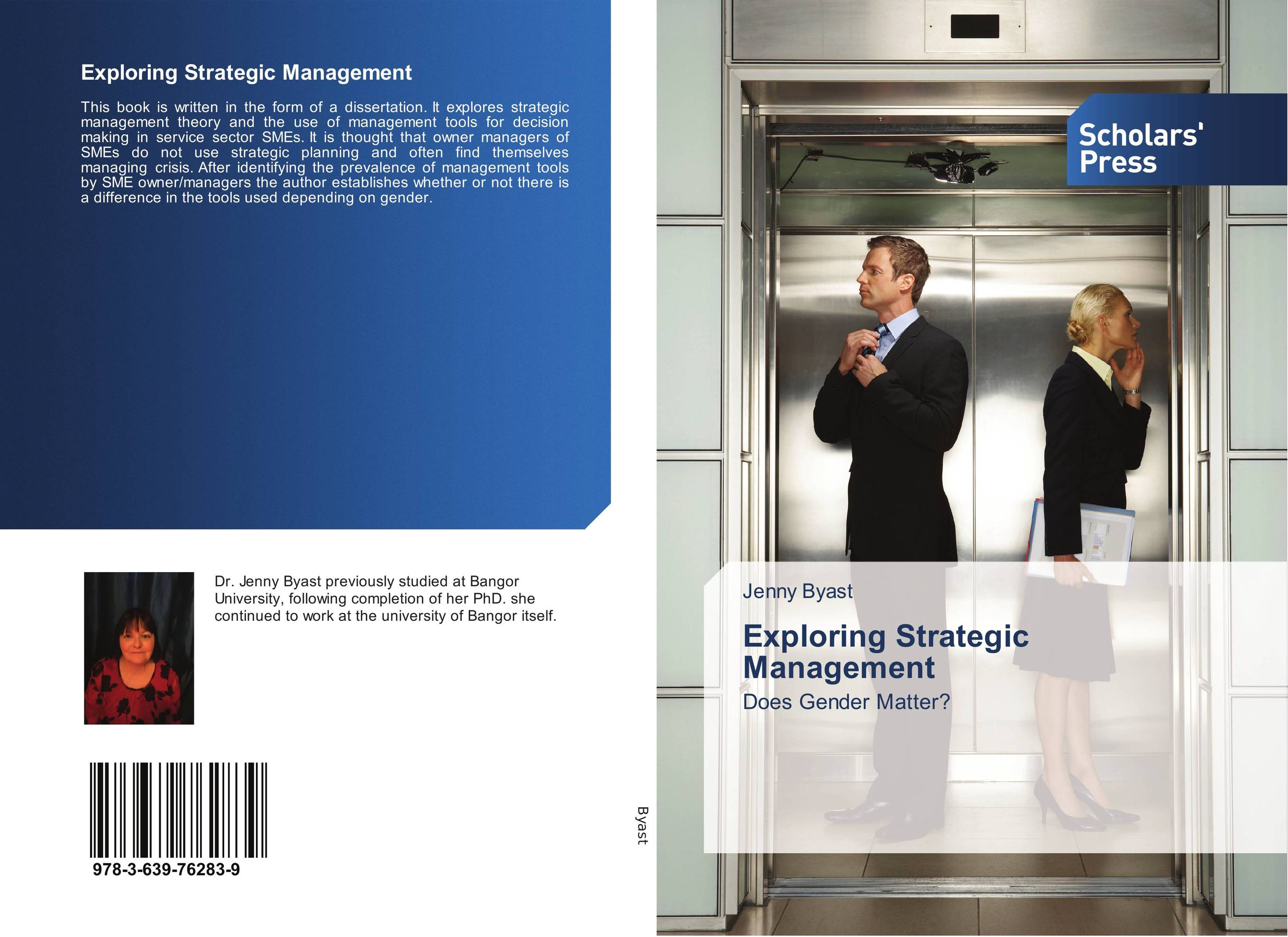 Exploring Strategic Management a decision support tool for library book inventory management