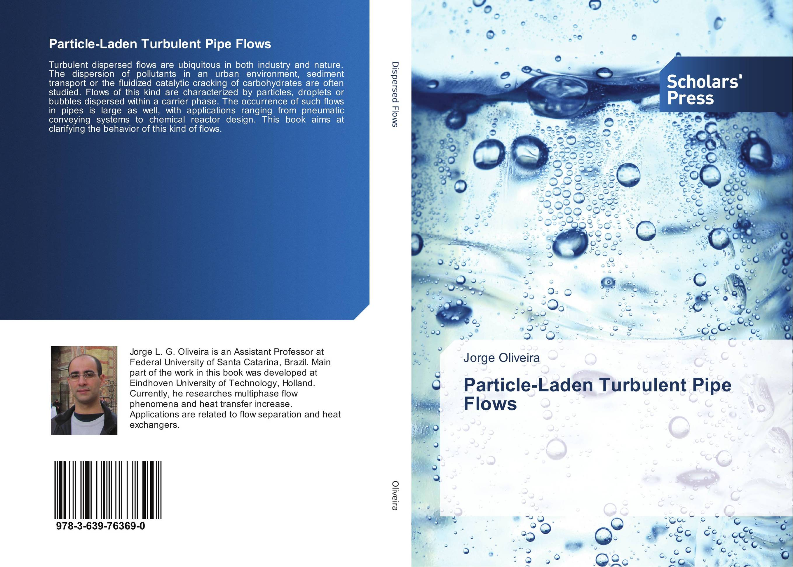 Particle-Laden Turbulent Pipe Flows turbulent free jet particle laden flows