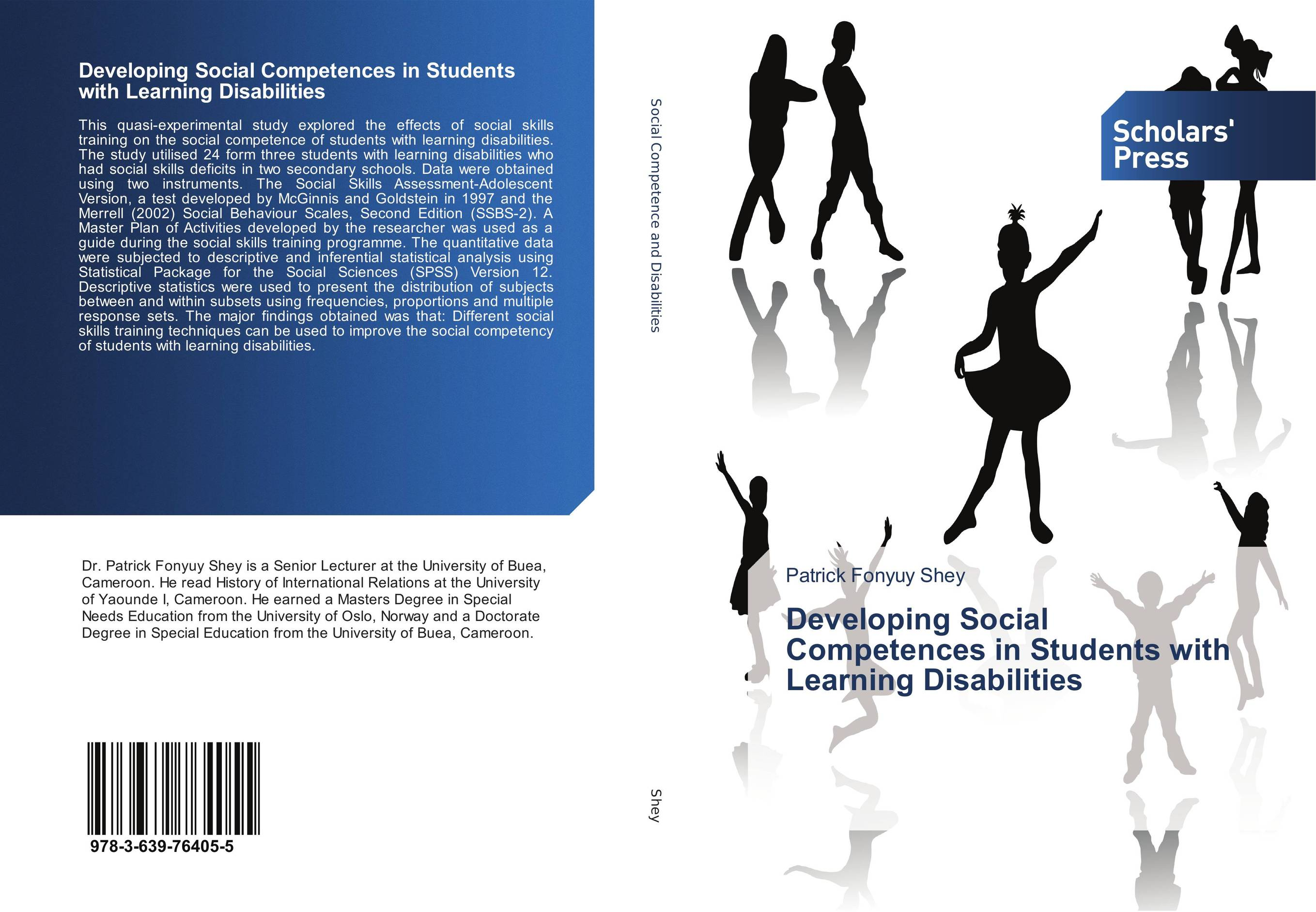 Developing Social Competences in Students with Learning Disabilities катушка для спиннинга agriculture fisheries and magic with disabilities 13