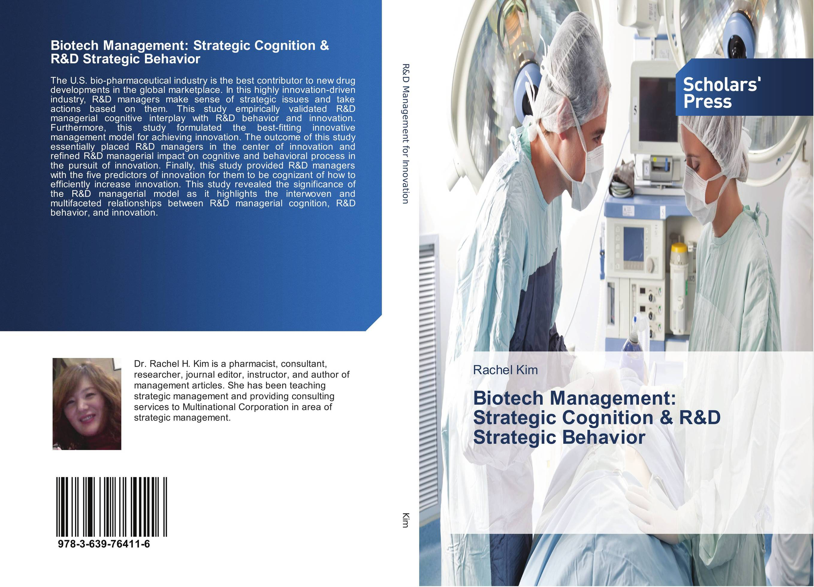 Biotech Management: Strategic Cognition & R&D Strategic Behavior b p r d hell on earth volume 6 the return of the master
