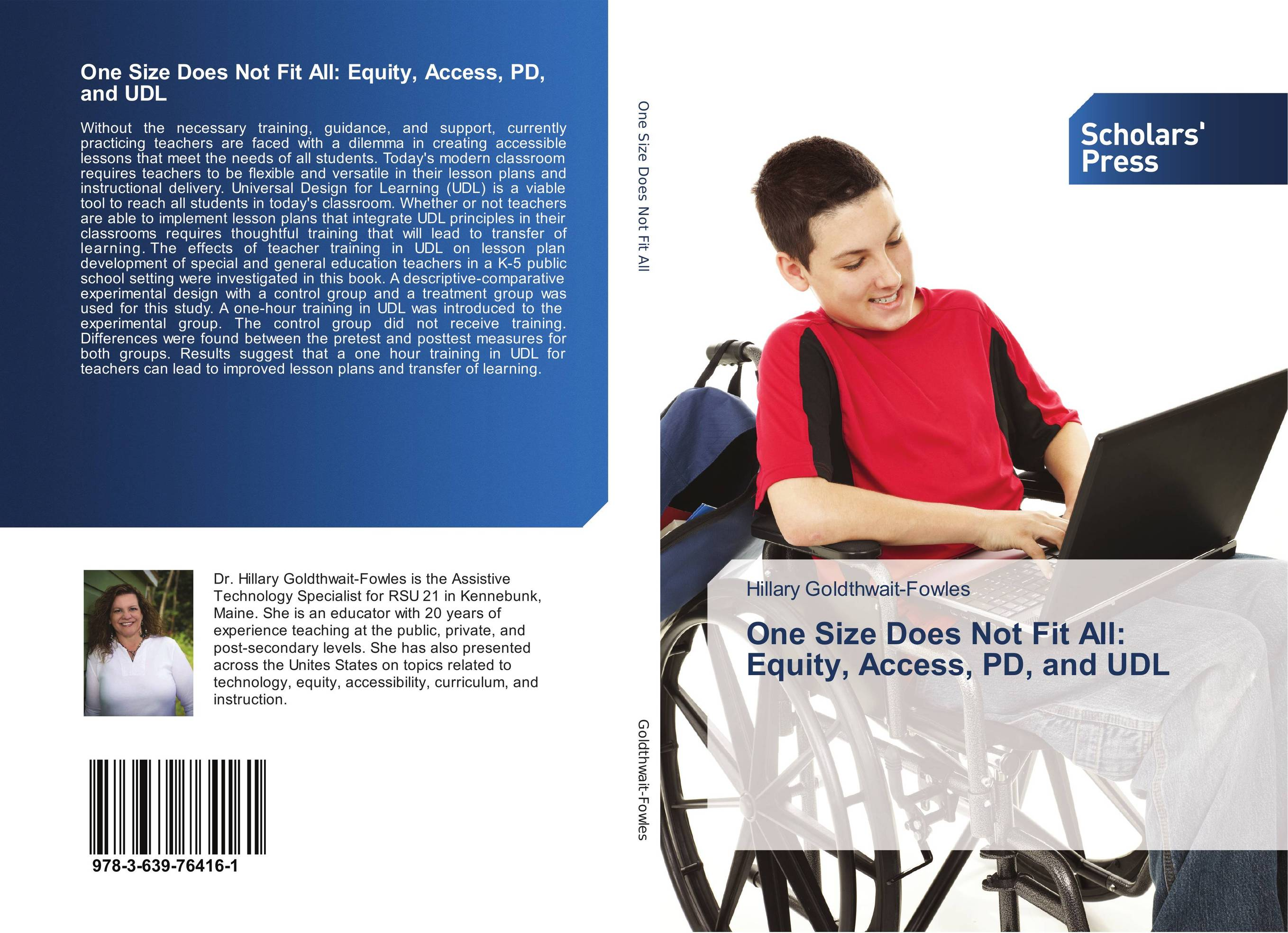 One Size Does Not Fit All: Equity, Access, PD, and UDL drivas g education learning training in a digital society teachers resource book книга для учителя