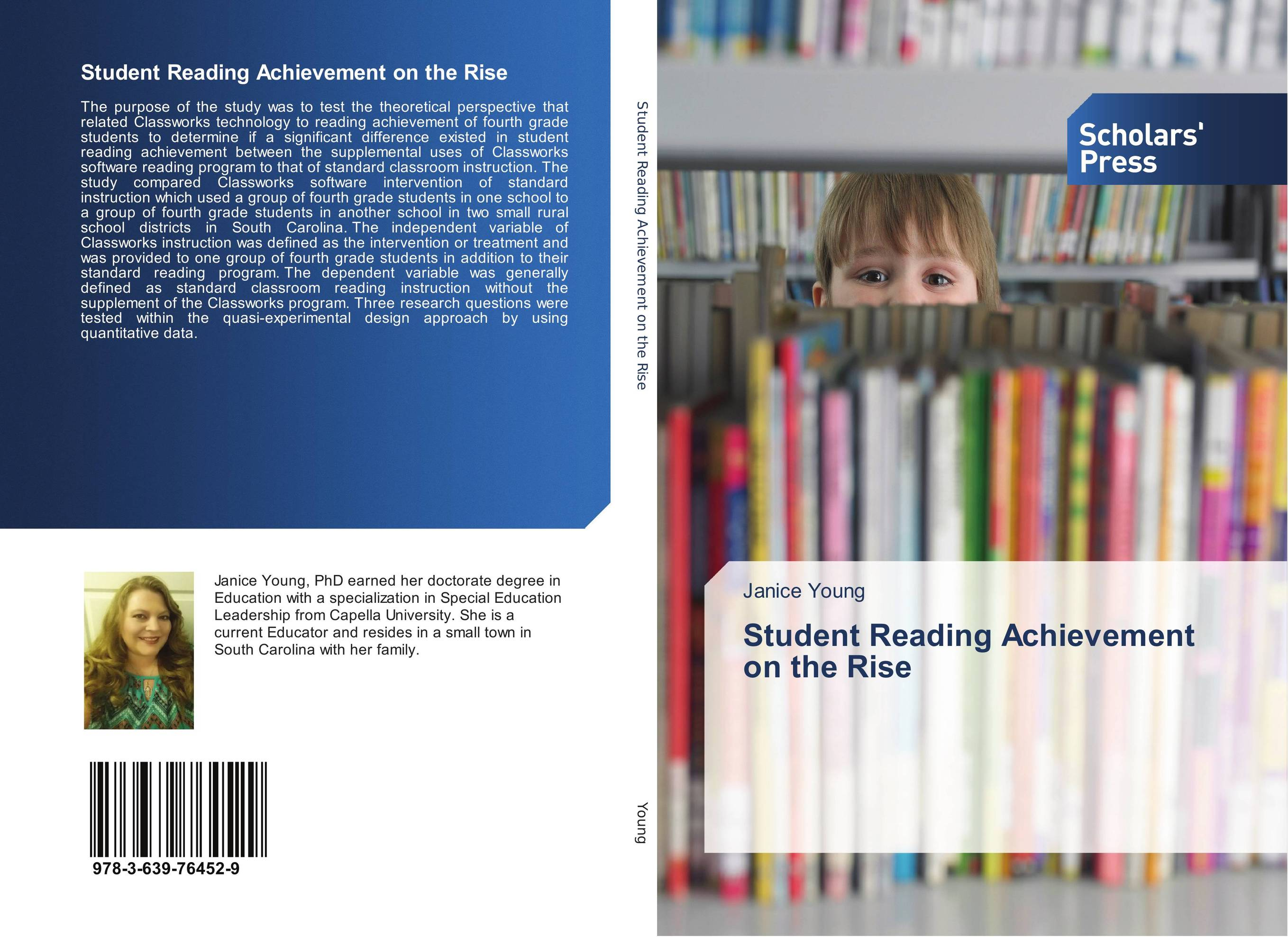 Student Reading Achievement on the Rise fourth grade celebrity