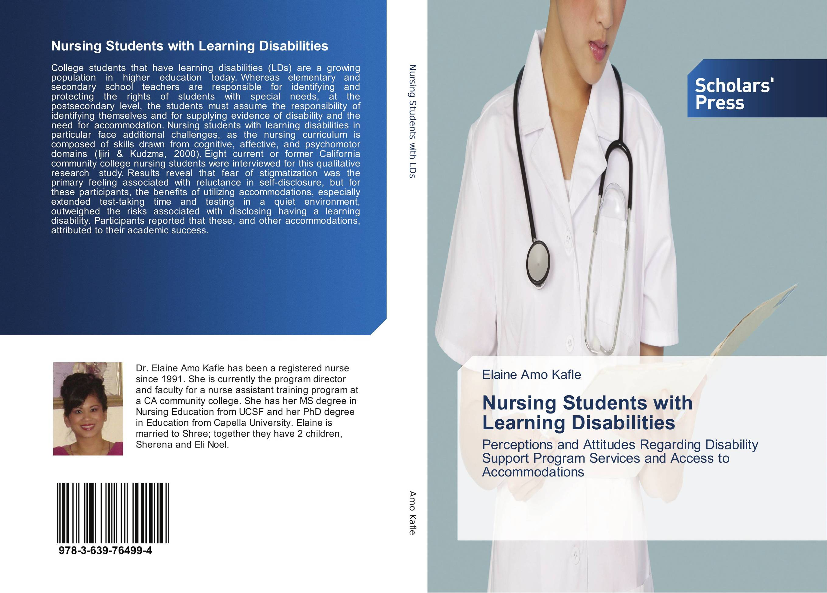 Nursing Students with Learning Disabilities bob gates debra fearns jo welch learning disability nursing at a glance