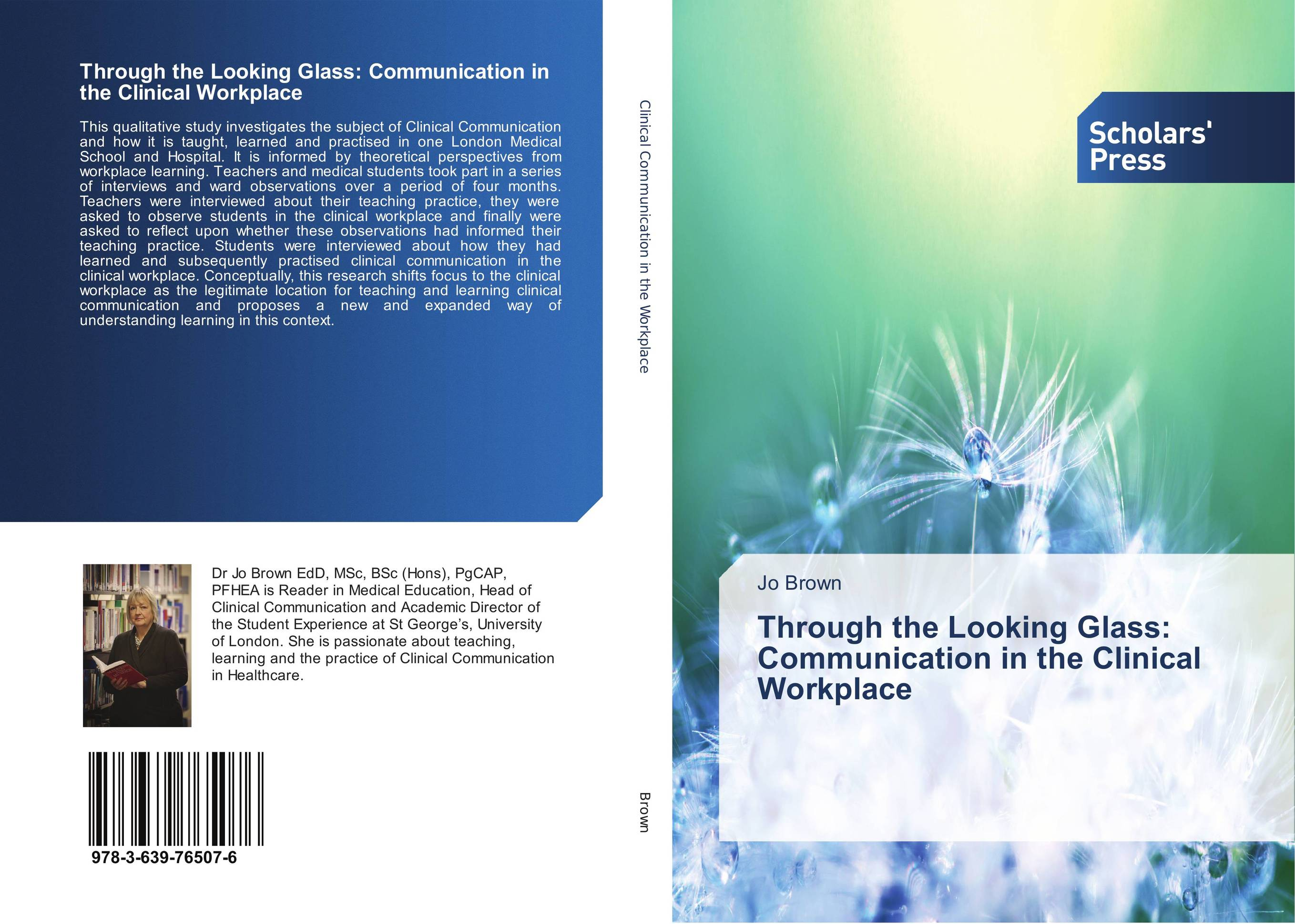 Through the Looking Glass: Communication in the Clinical Workplace stanley pogrow teaching content outrageously how to captivate all students and accelerate learning grades 4 12