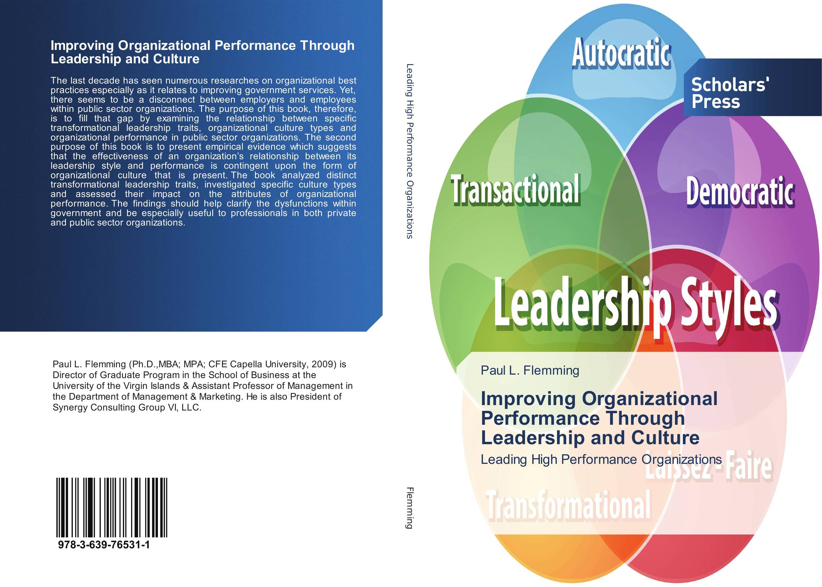 Improving Organizational Performance Through Leadership and Culture leadership effectiveness in organizational settings