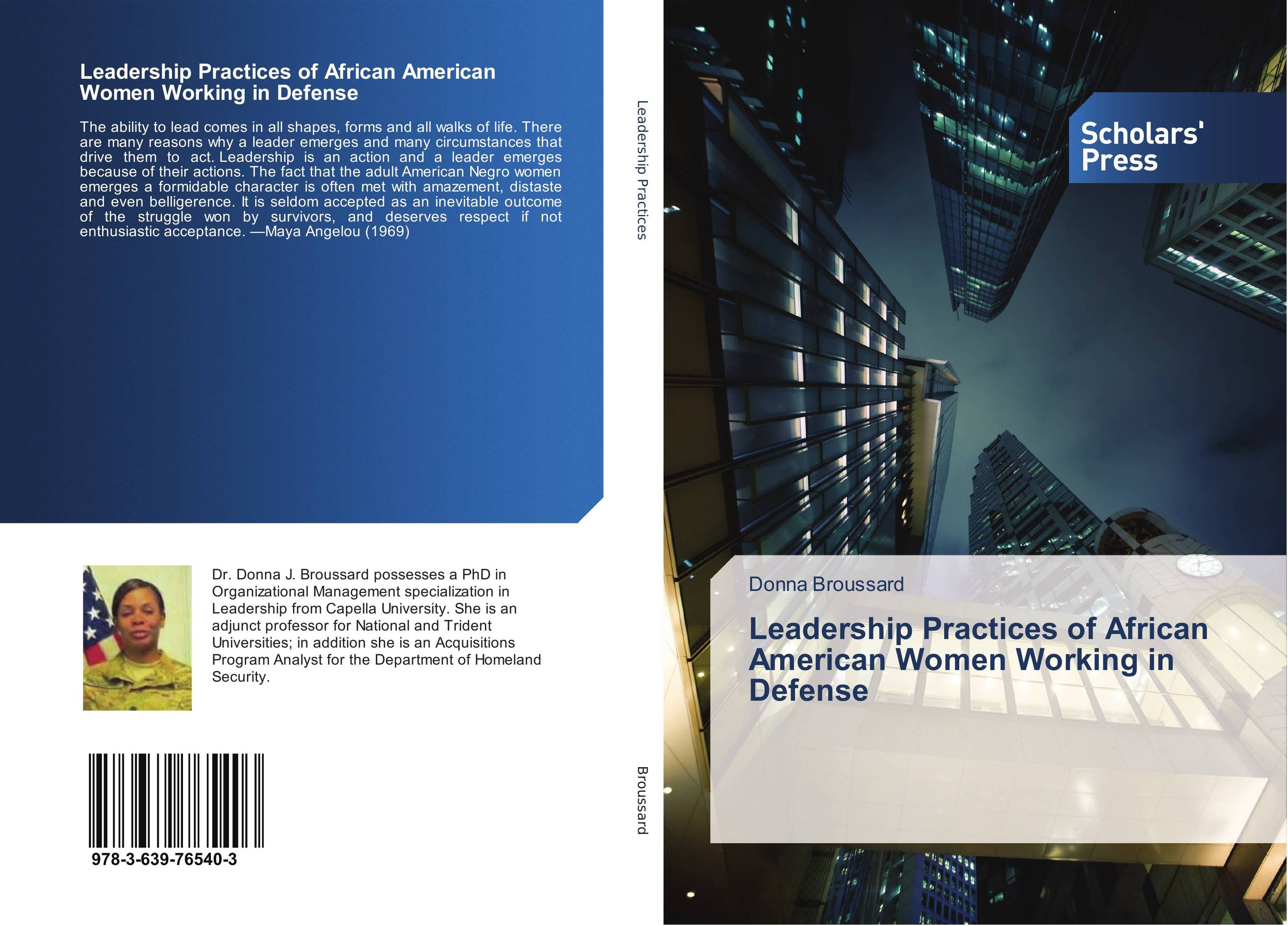 Leadership Practices of African American Women Working in Defense not working