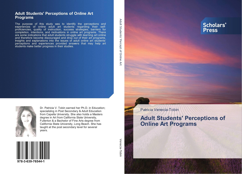 Adult Students' Perceptions of Online Art Programs