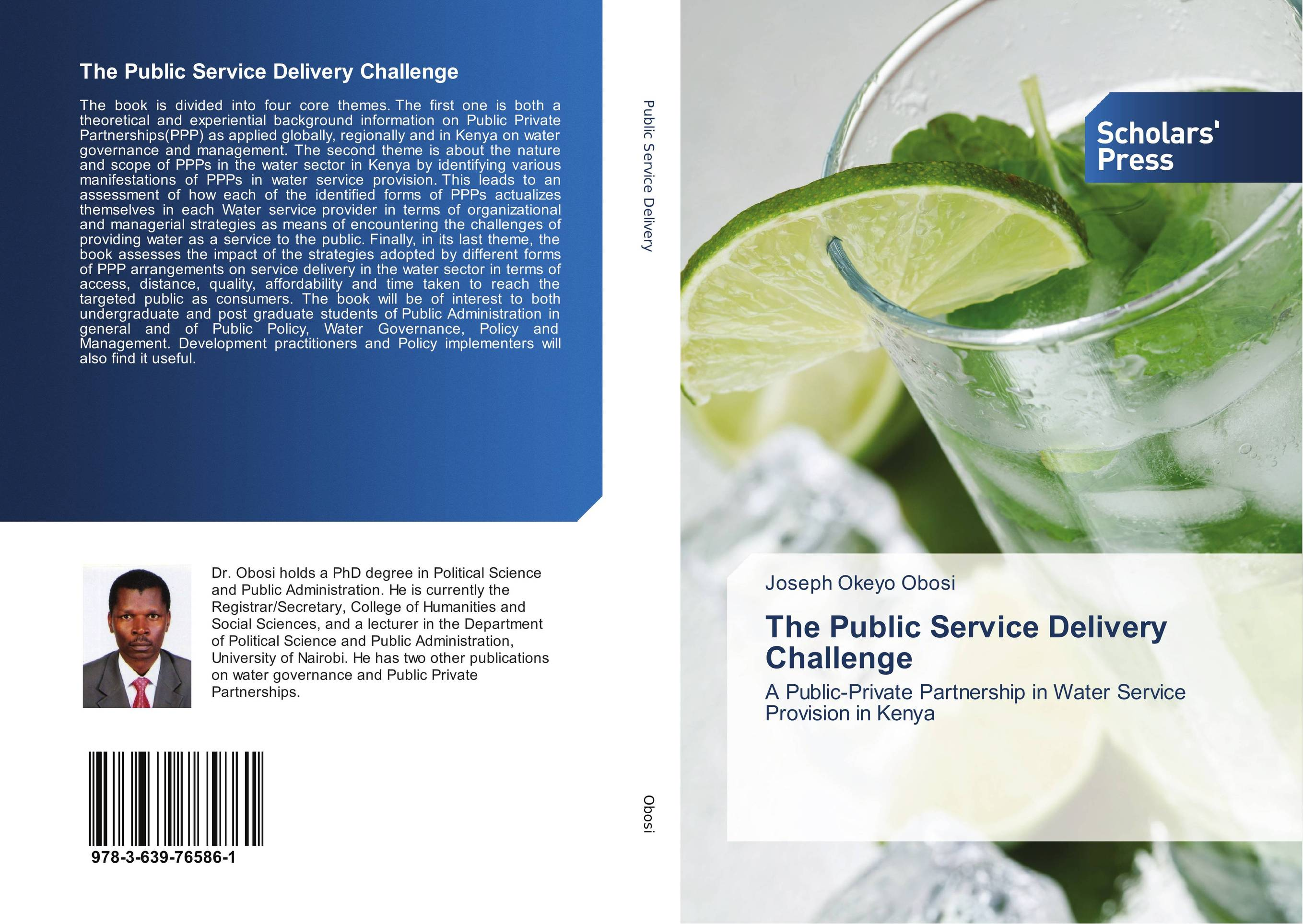 The Public Service Delivery Challenge