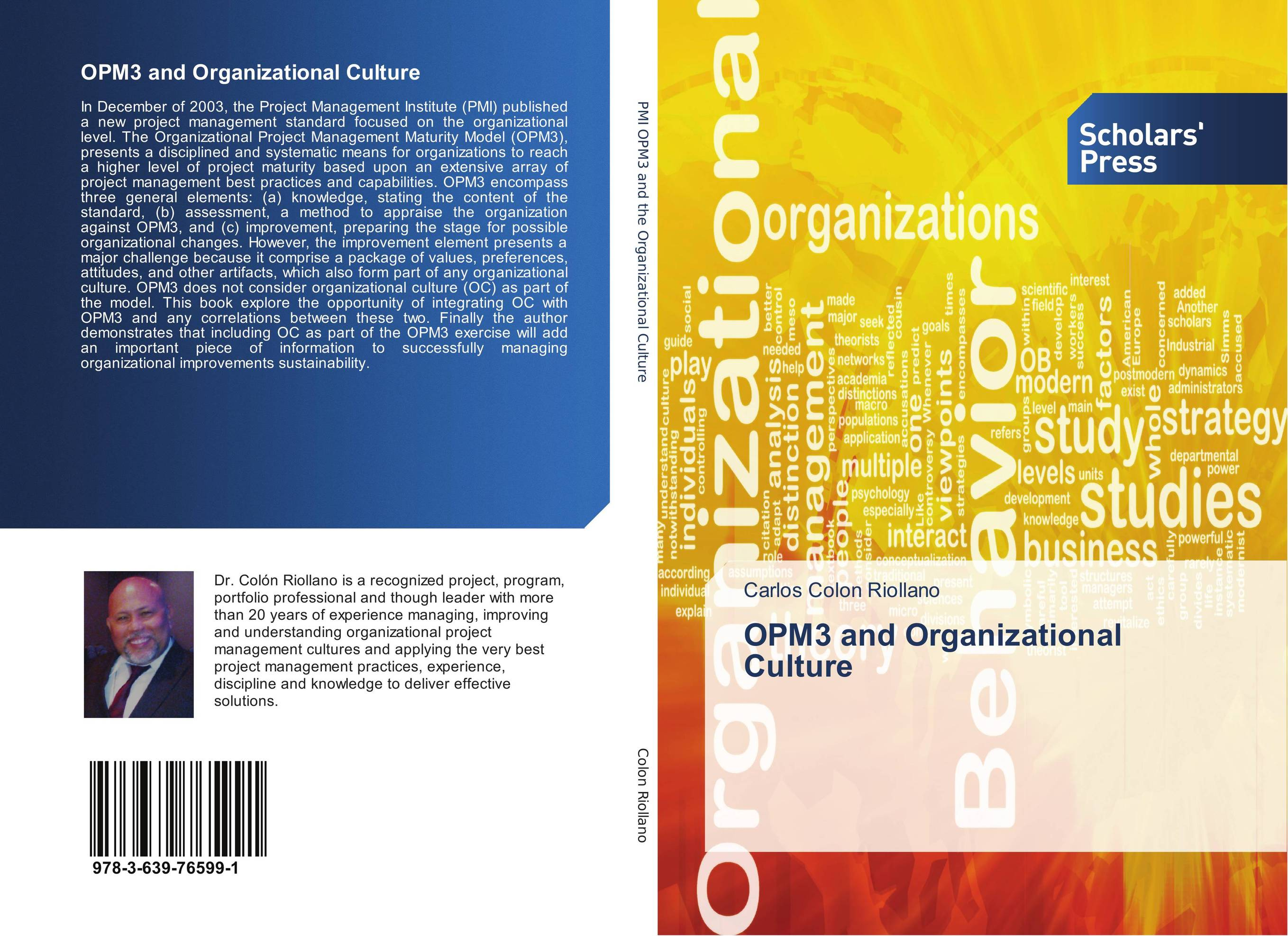 OPM3 and Organizational Culture