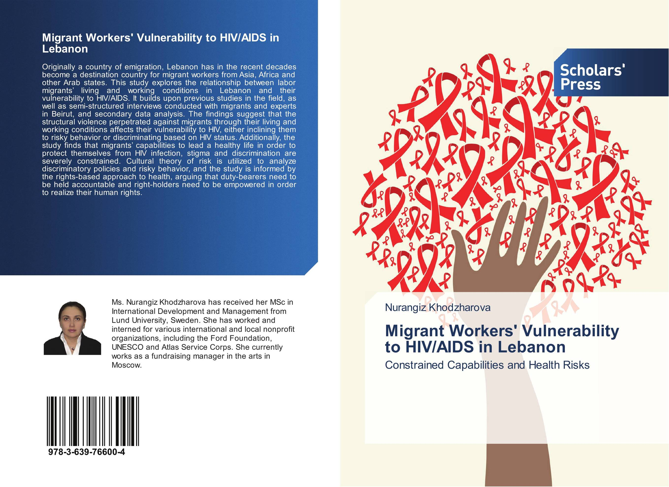 Migrant Workers' Vulnerability to HIV/AIDS in Lebanon aliou ayaba and lyhotely ndagijimana domestic worker vulnerability to violence and hiv infection