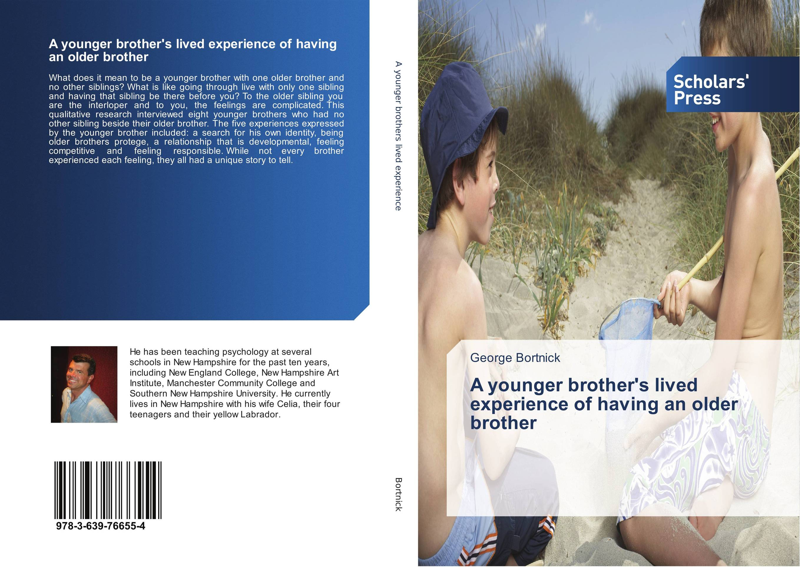 A younger brother's lived experience of having an older brother my own dear brother